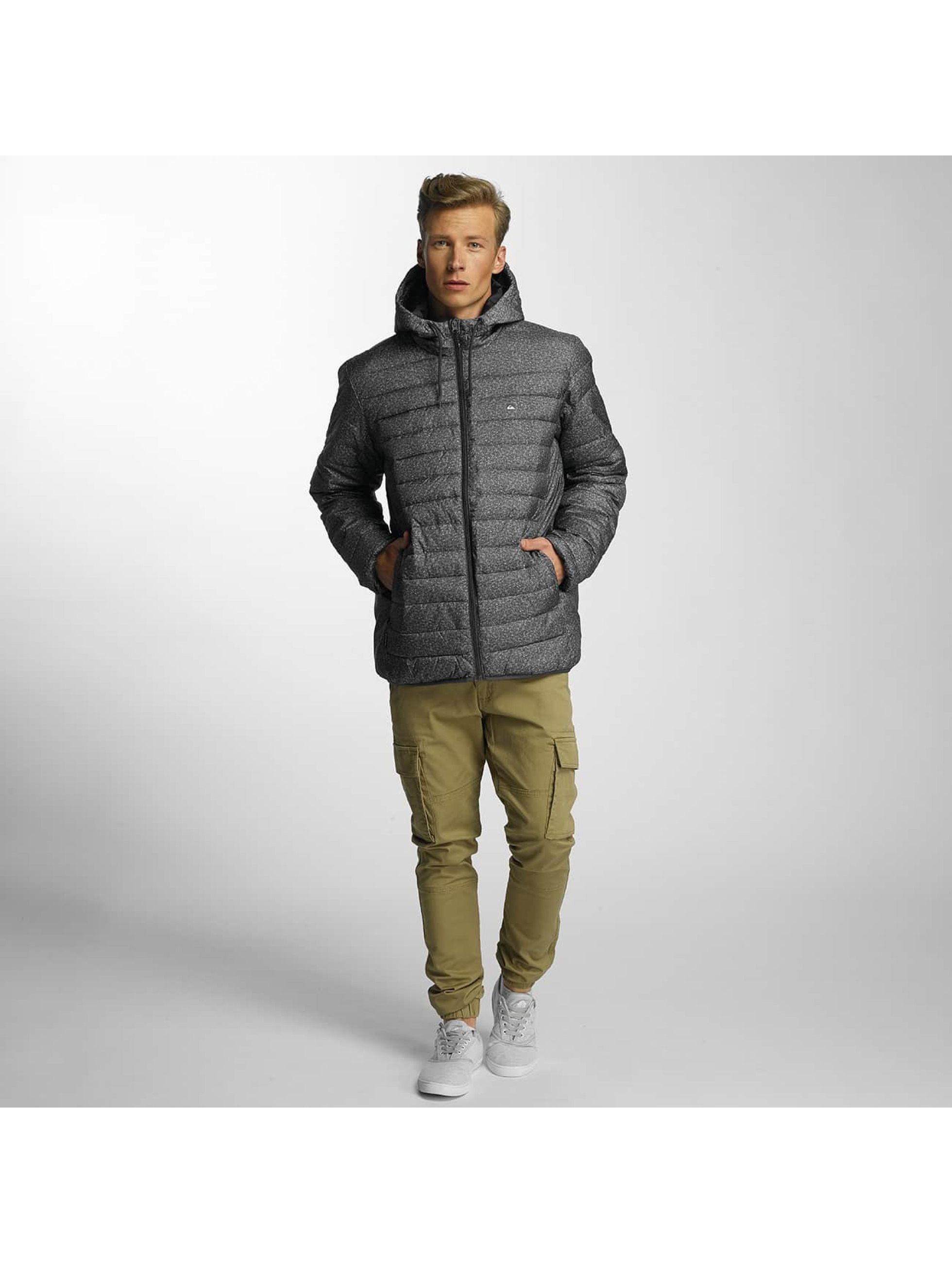Quiksilver Manteau hiver Everyday Scaly gris
