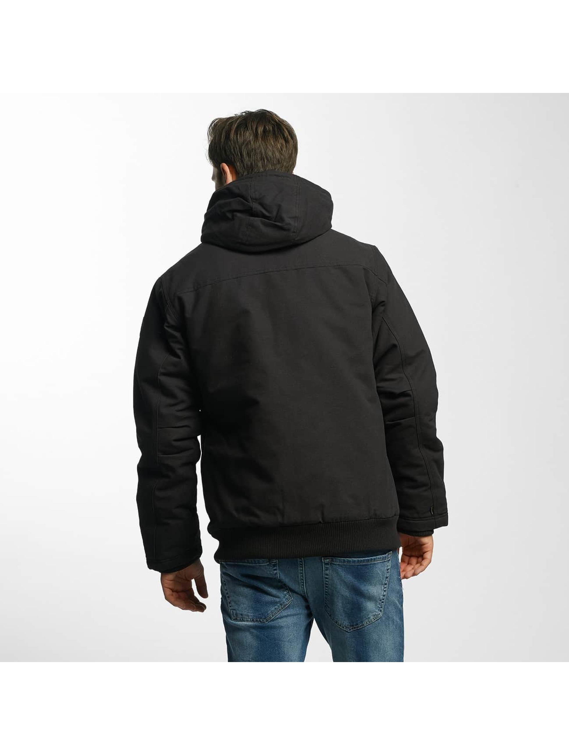 Quiksilver Manteau hiver Everyday Brooks noir