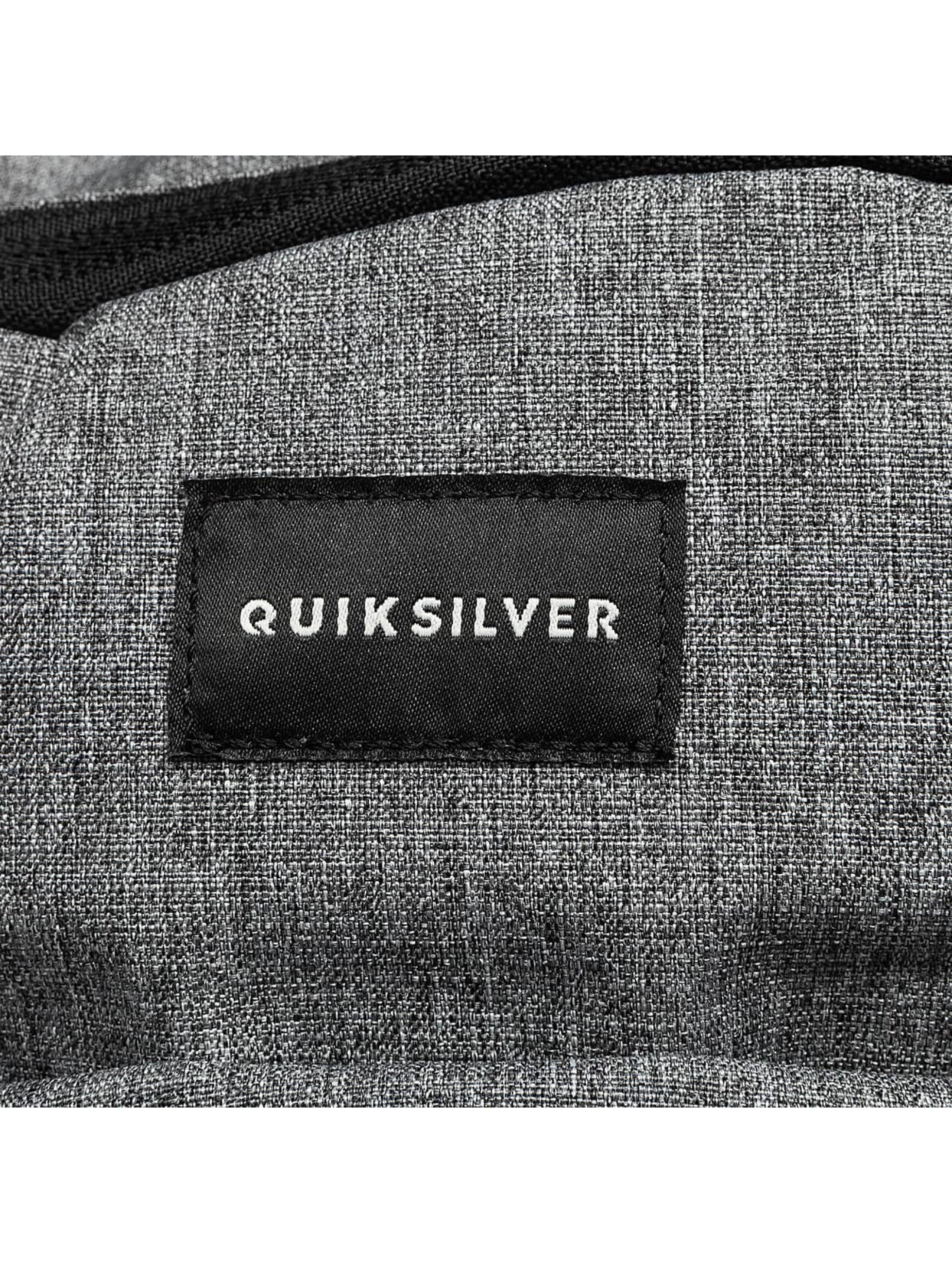 Quiksilver rugzak Burst grijs