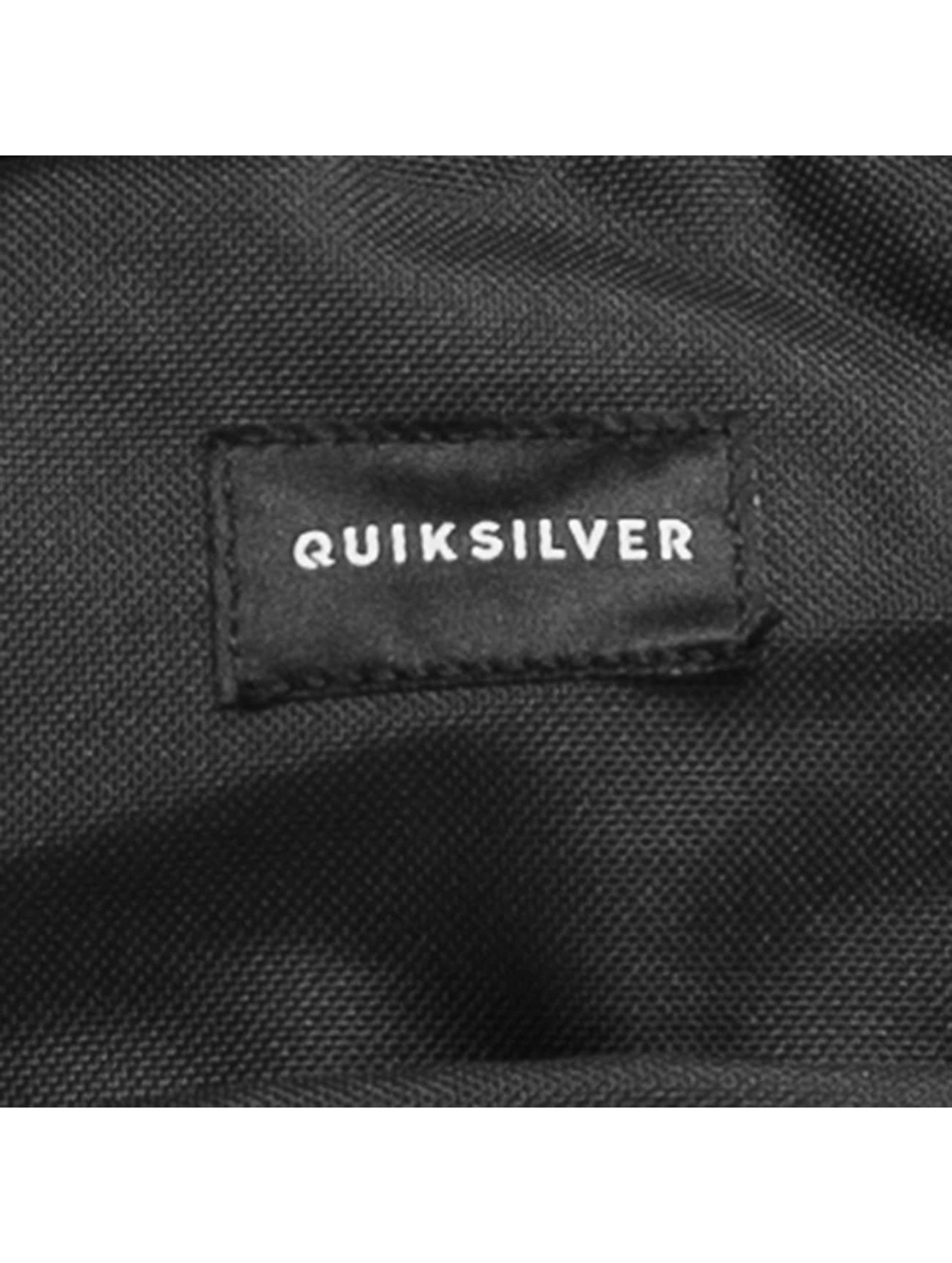 Quiksilver rugzak Burst zwart