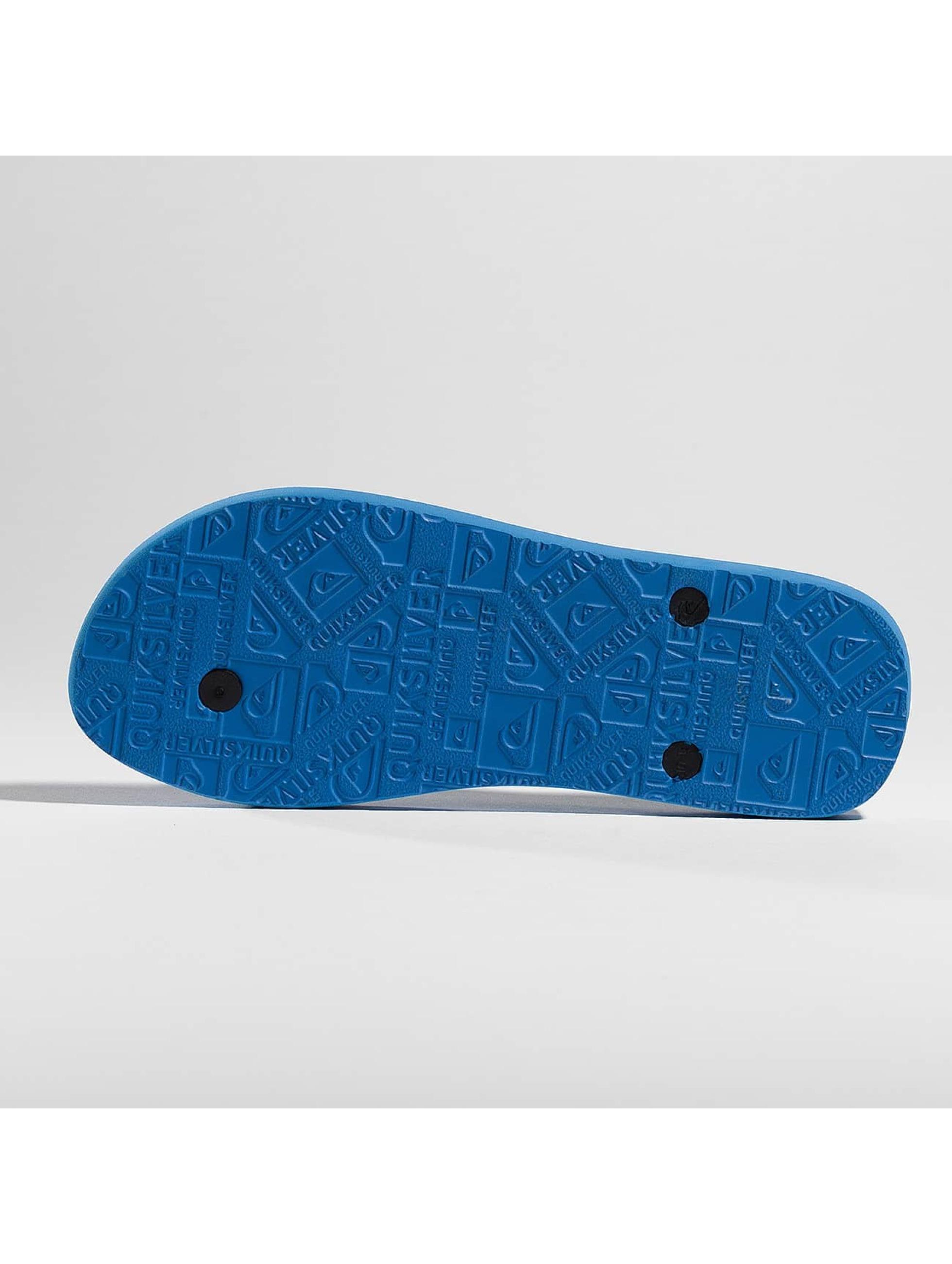 Quiksilver Sandals Java Wordmark blue