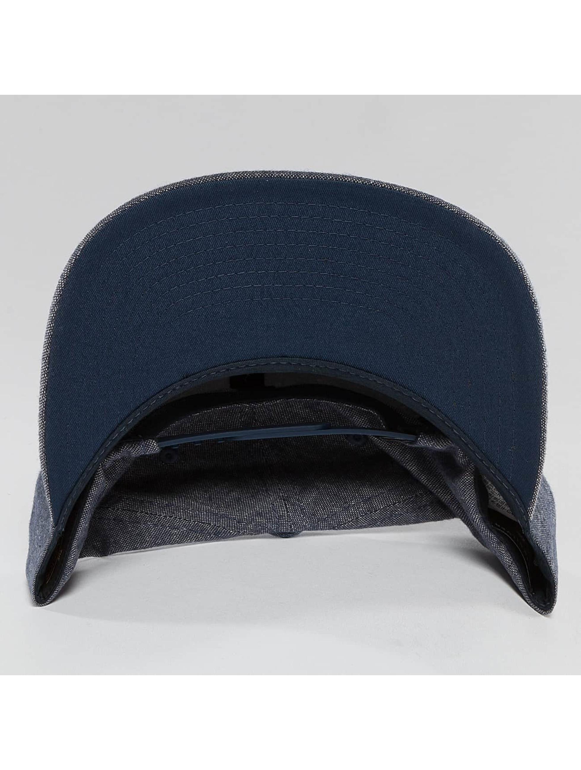 Quiksilver Snapback Caps Decades Plus modrý