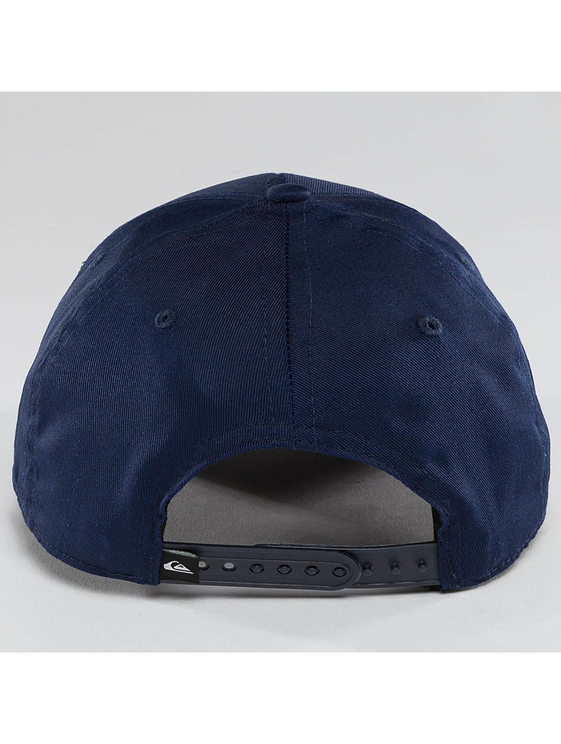 Quiksilver Snapback Caps Decades sininen