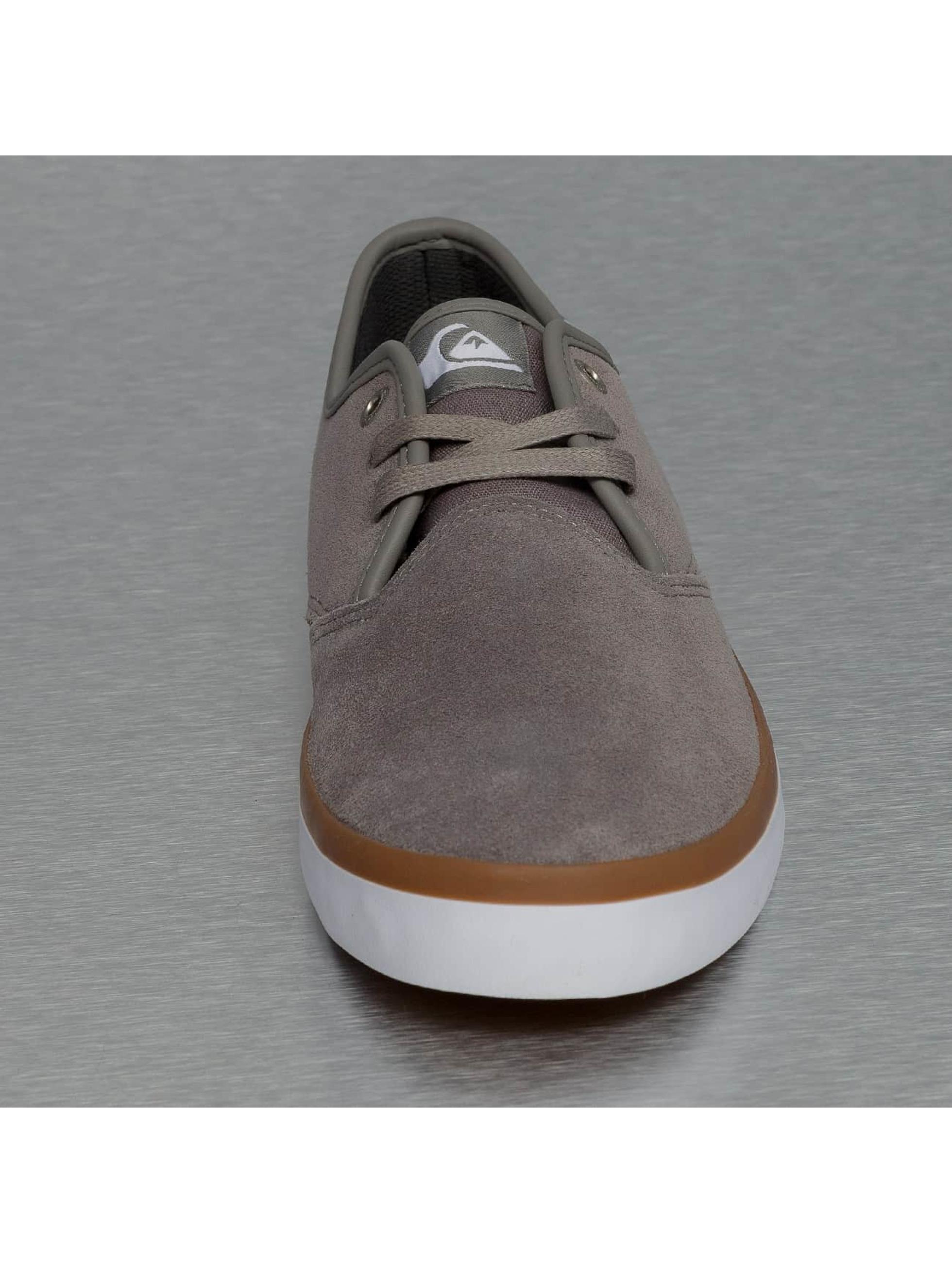 Quiksilver sneaker Shorebreak Suede grijs