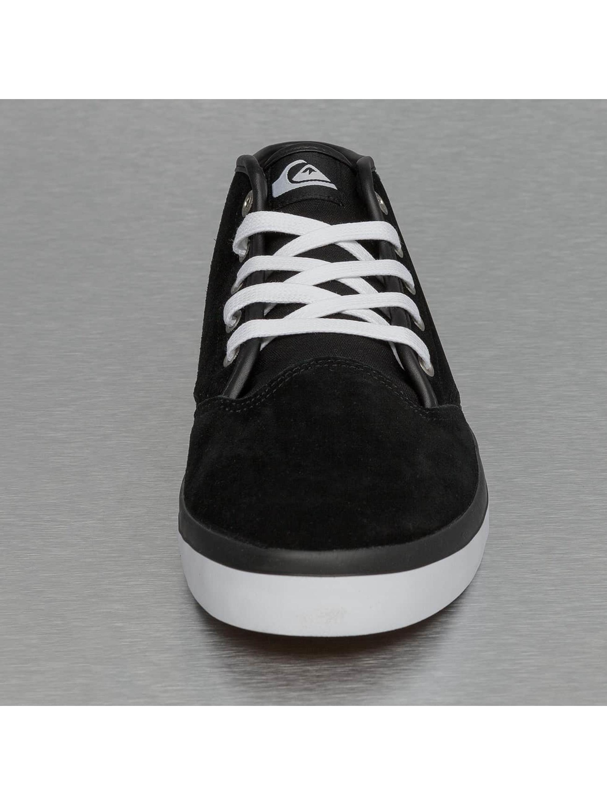 Quiksilver sneaker Shorebreak Suede Mid zwart