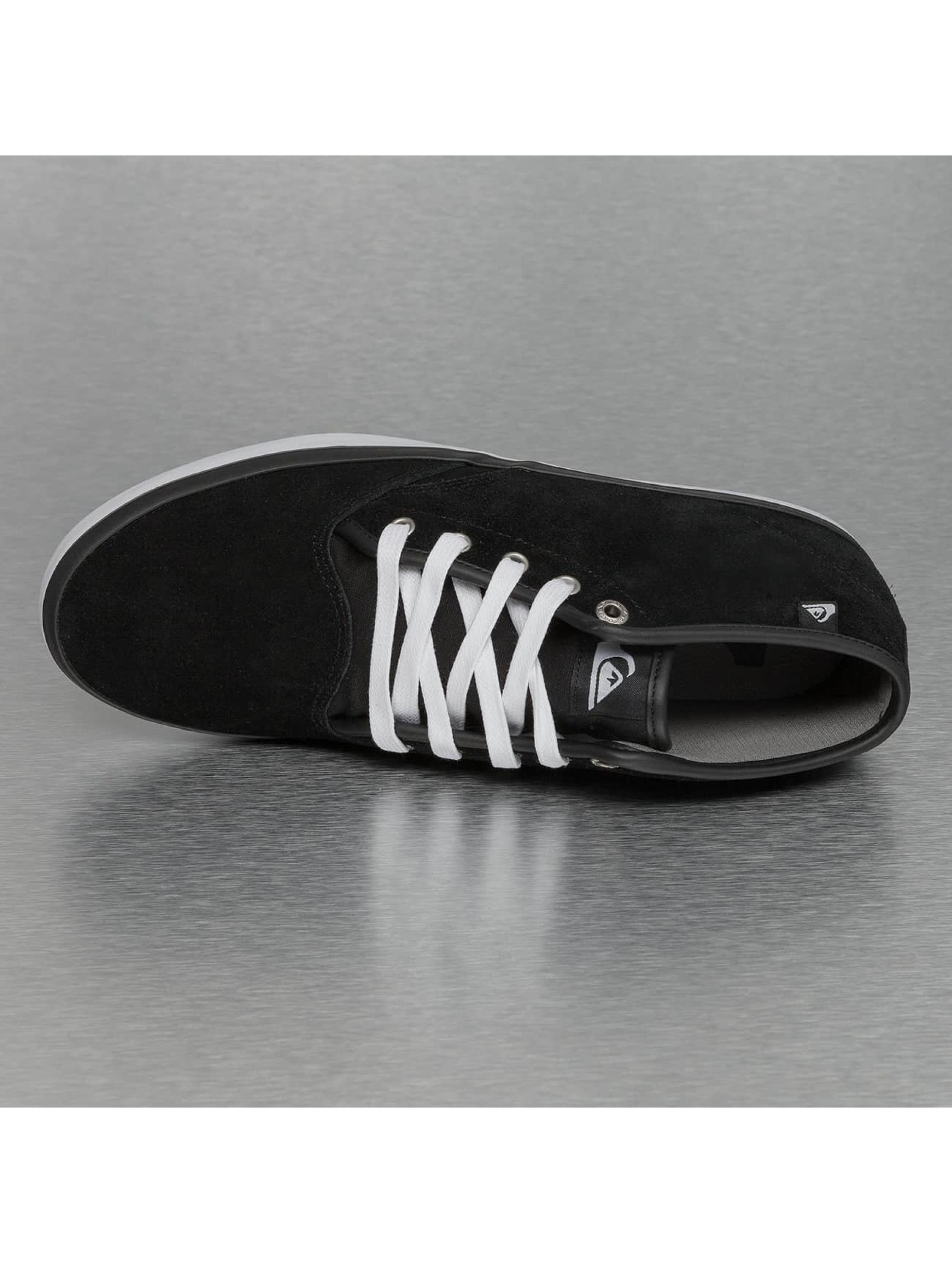 Quiksilver Sneakers Shorebreak Suede Mid èierna