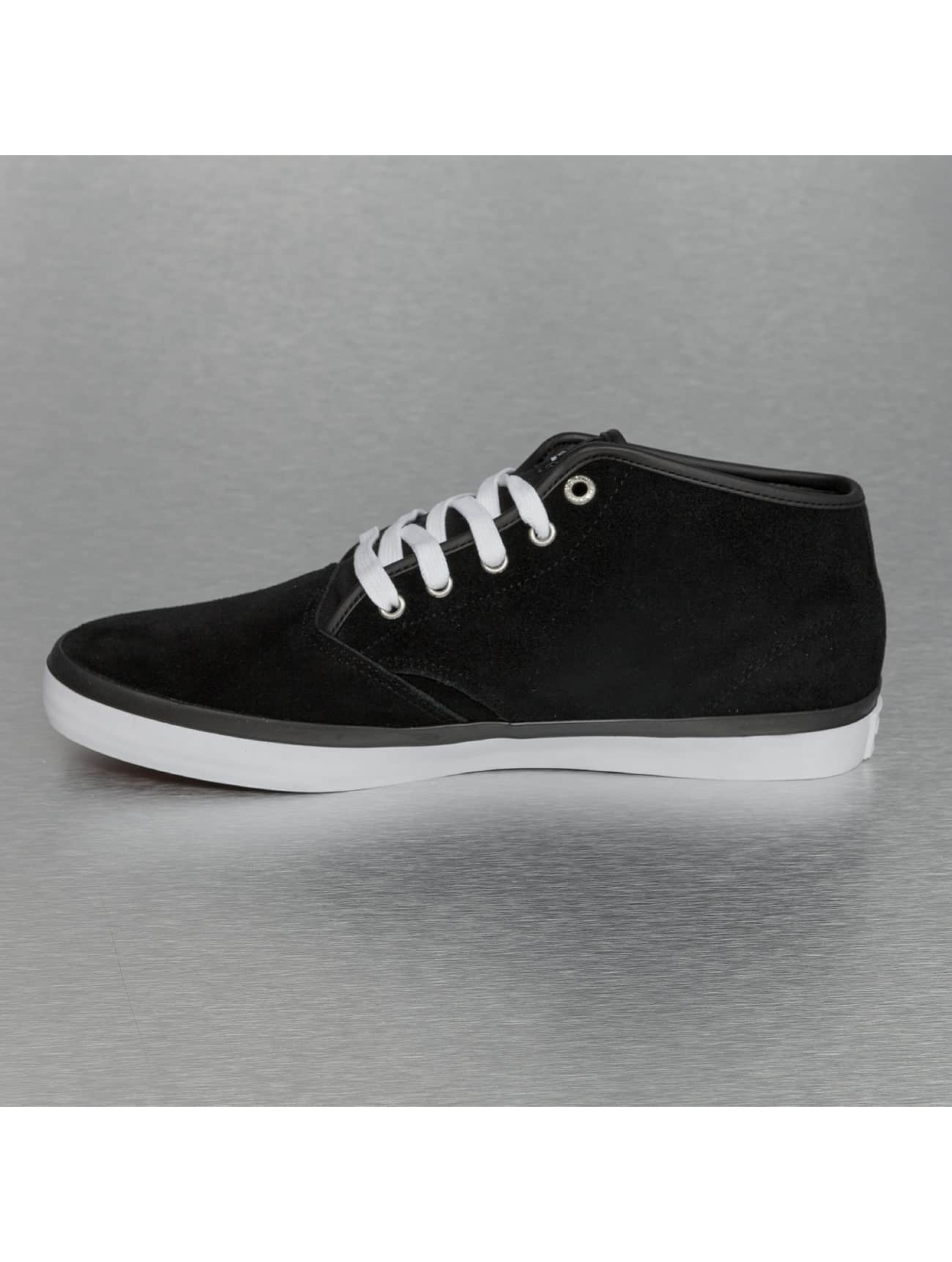 Quiksilver Sneakers Shorebreak Suede Mid czarny