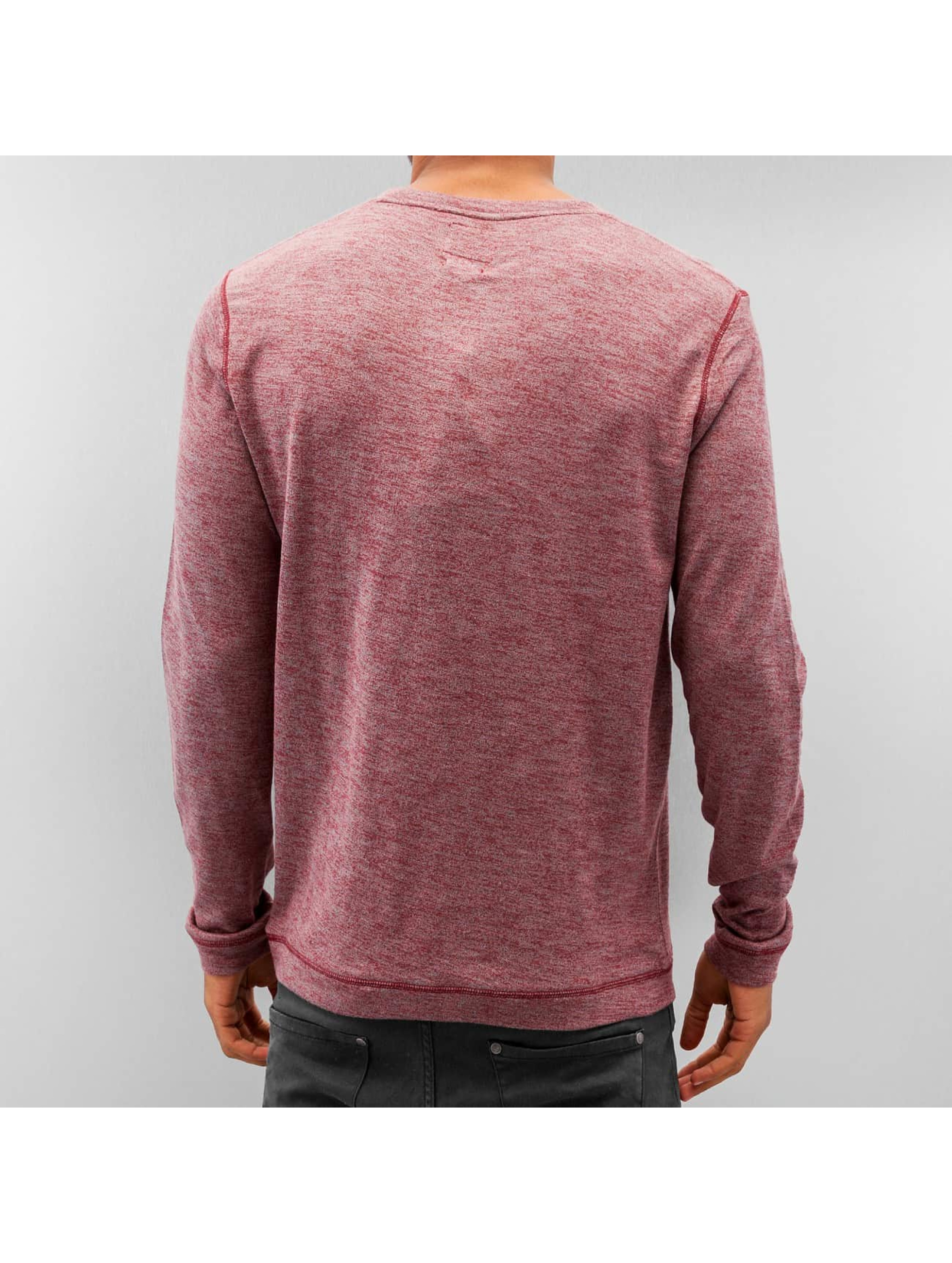 Quiksilver Sweat & Pull Lindow rouge