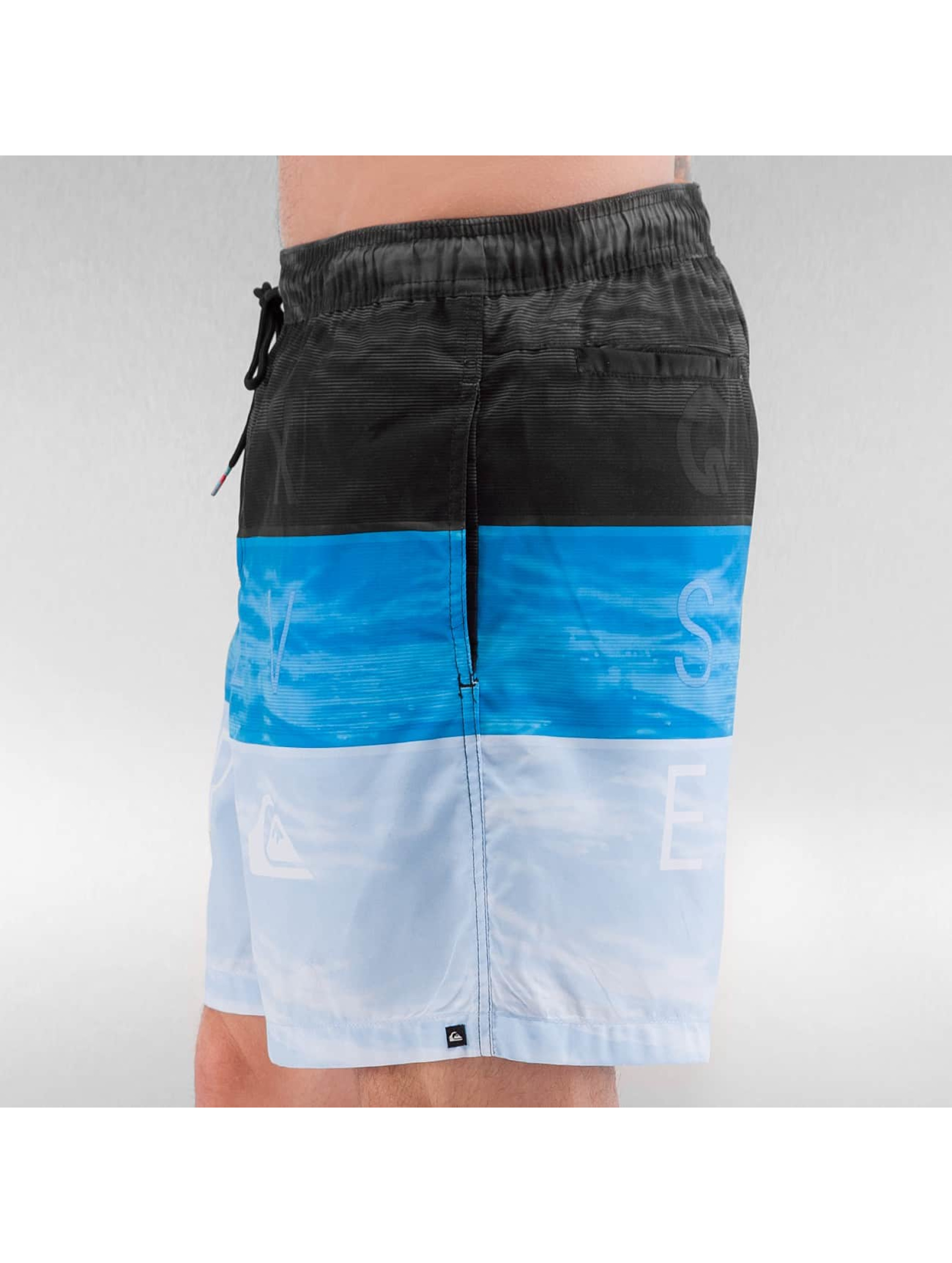 Quiksilver Swim shorts Word Waves Volley 17 blue