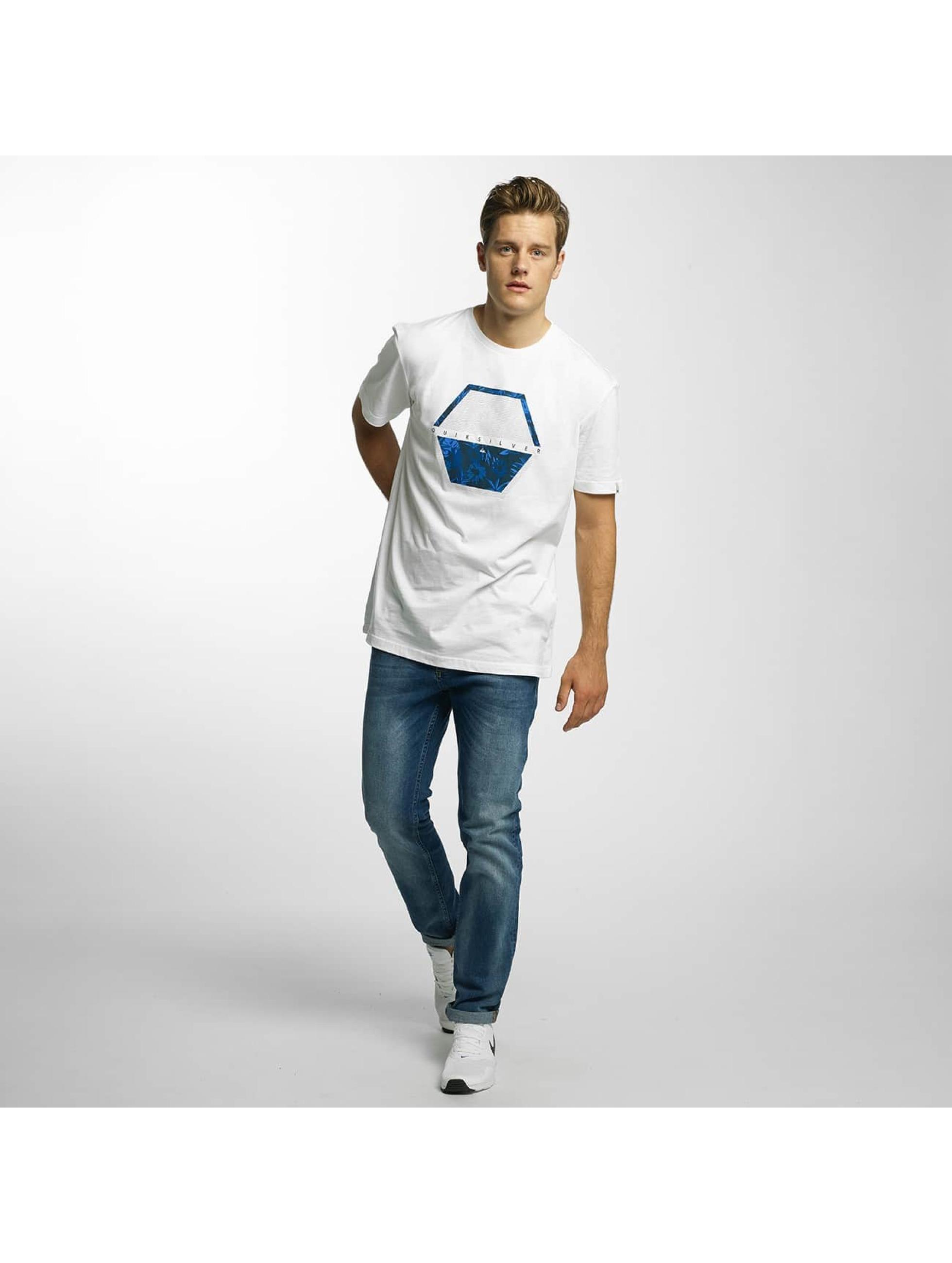 Quiksilver T-paidat Classic Comfort Place valkoinen