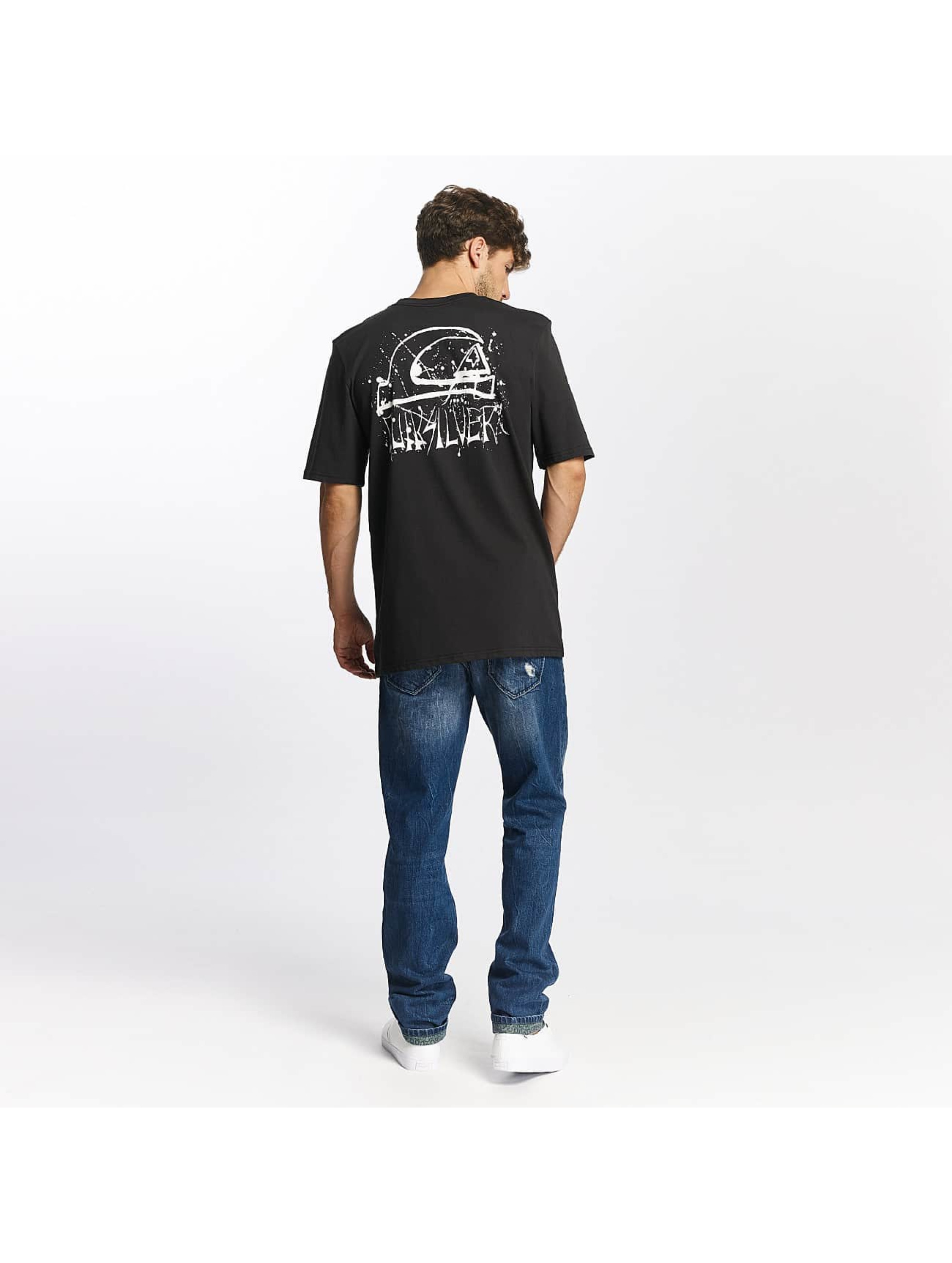 Quiksilver T-Shirt Neon Tendencies black