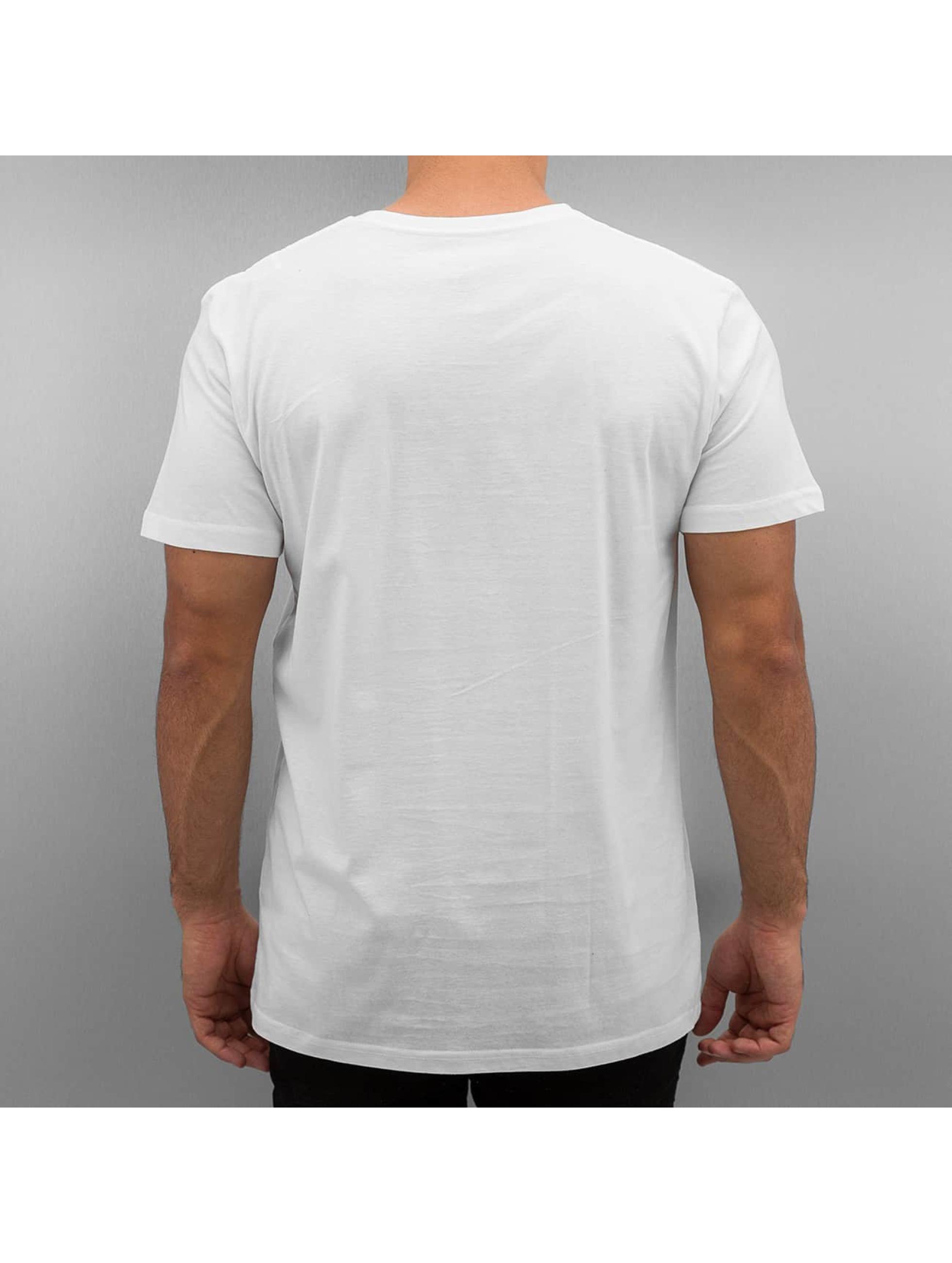 Quiksilver T-Shirt Classic Mugshot blanc