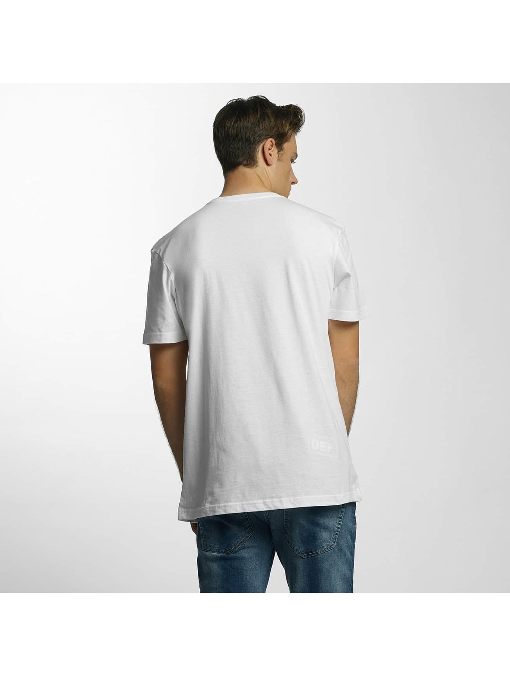 Quiksilver T-Shirt Classic Comfort Place blanc