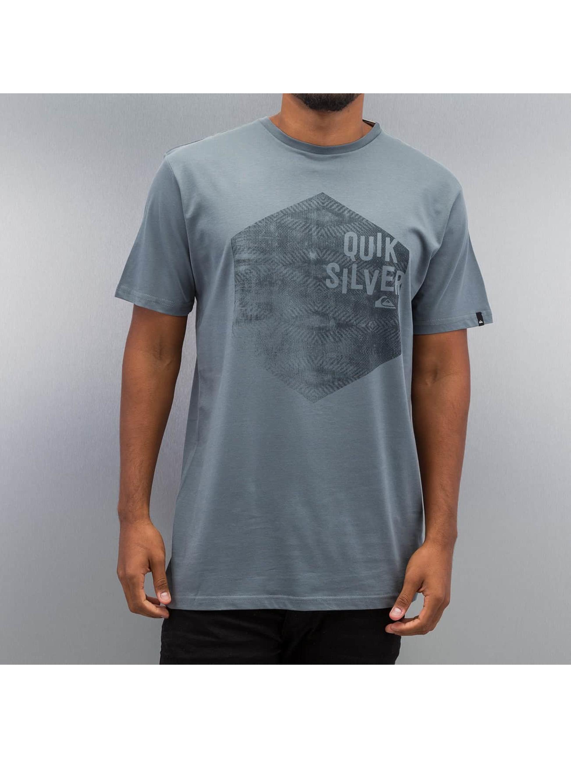 Quiksilver T-Shirt Jumbled blau