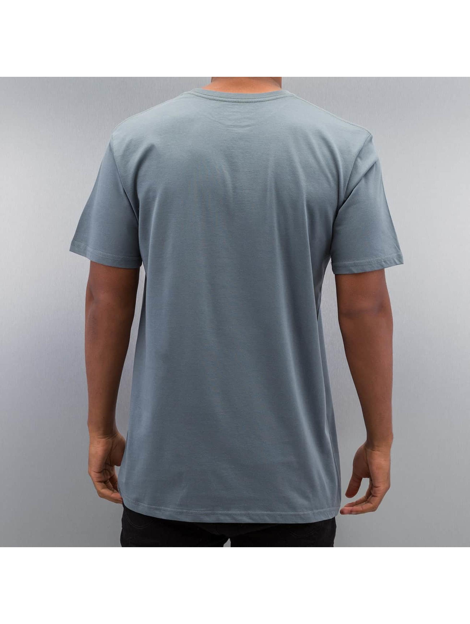 Quiksilver t-shirt Jumbled blauw