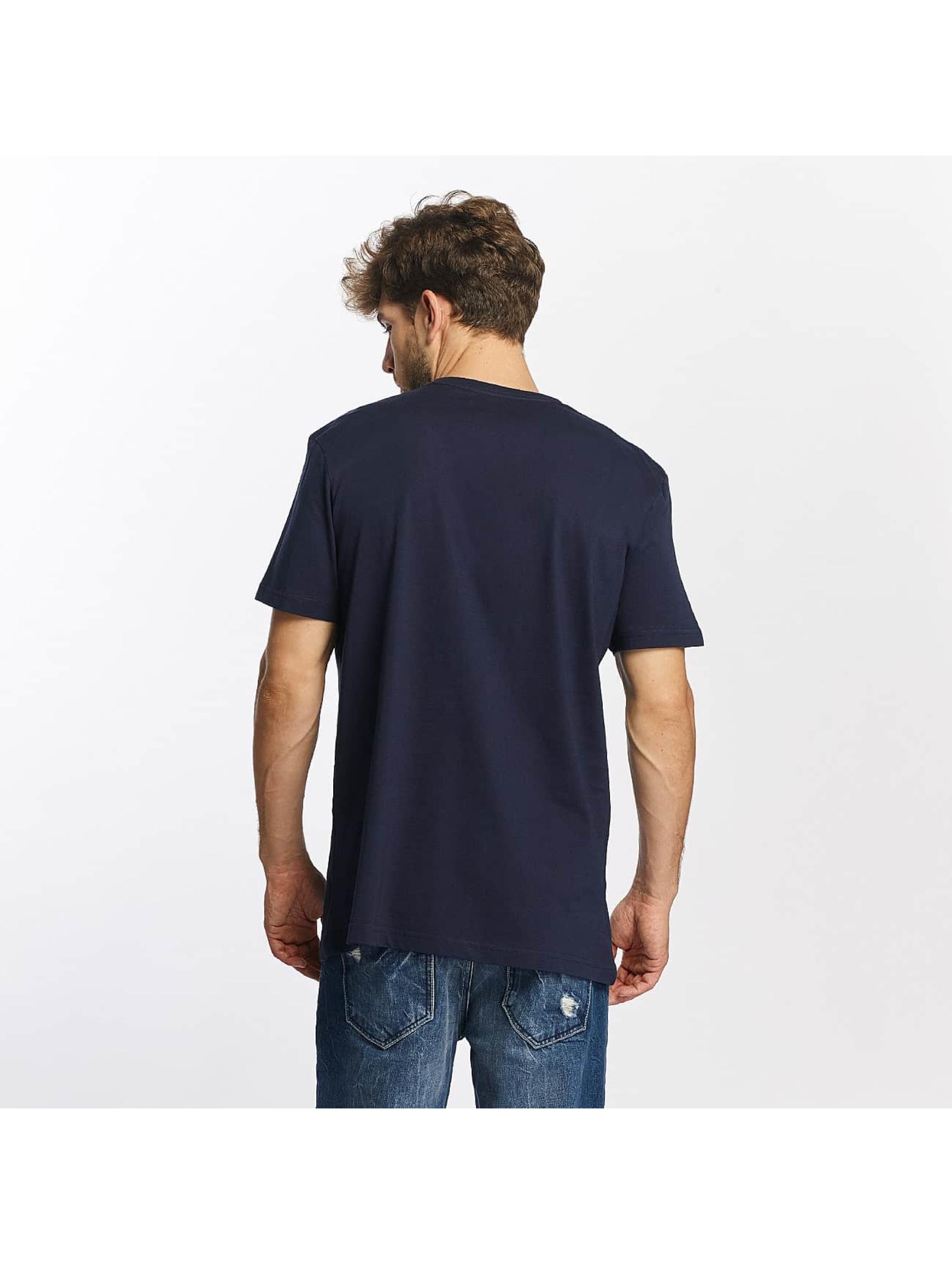 Quiksilver t-shirt Classic Coast Lines blauw
