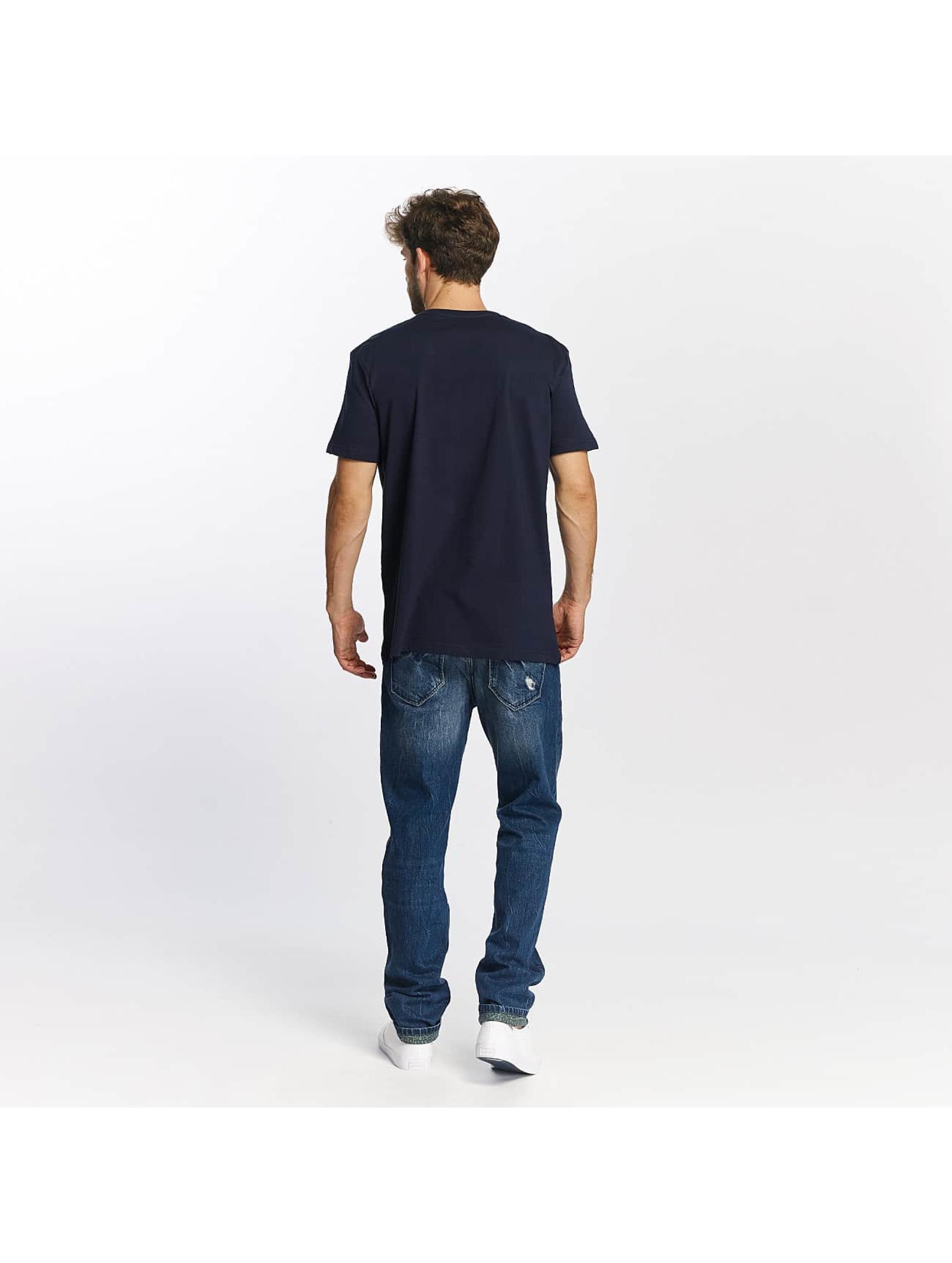 Quiksilver T-shirt Classic Coast Lines blu