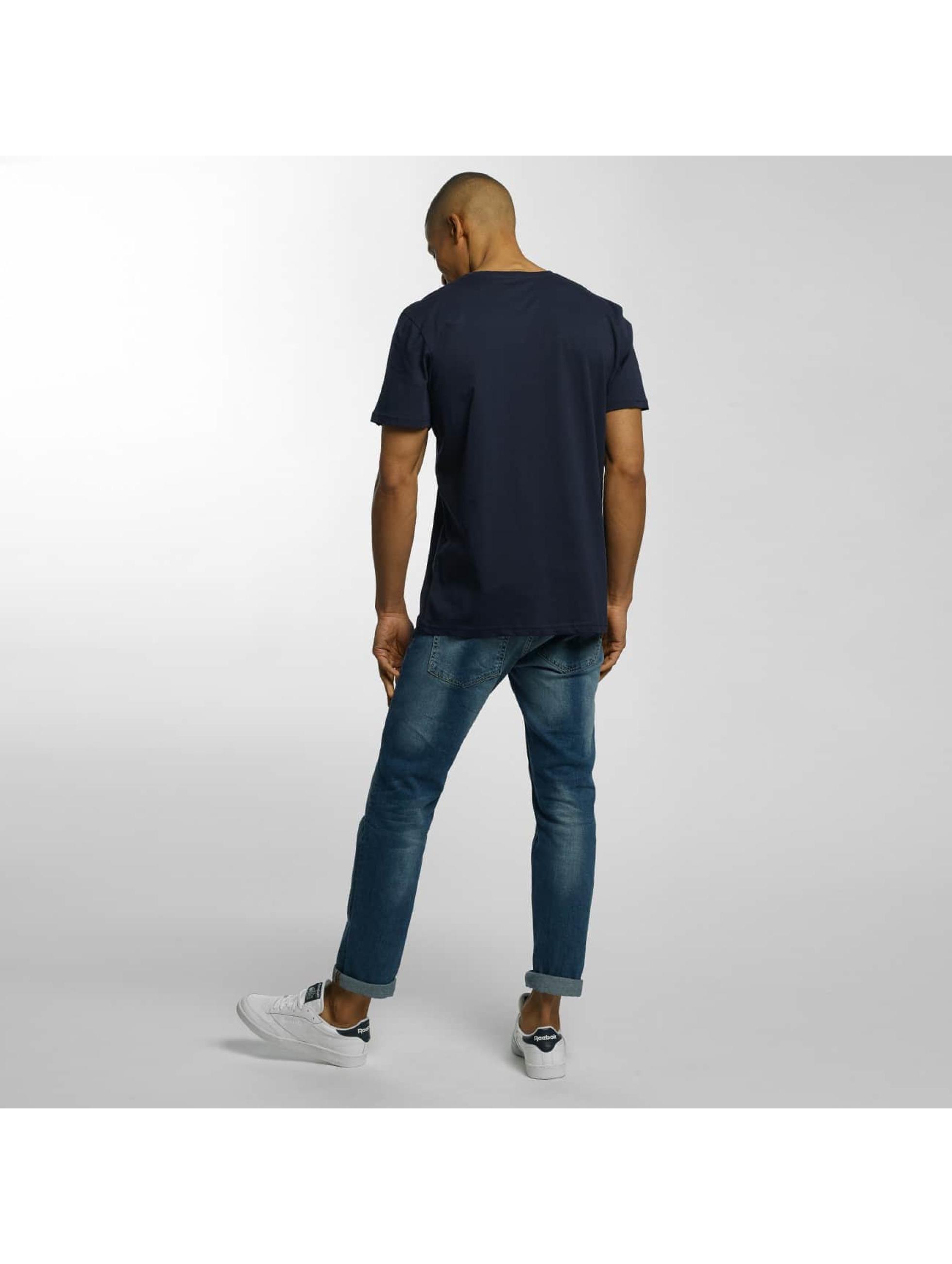 Quiksilver T-Shirt Classic Active Logo blue