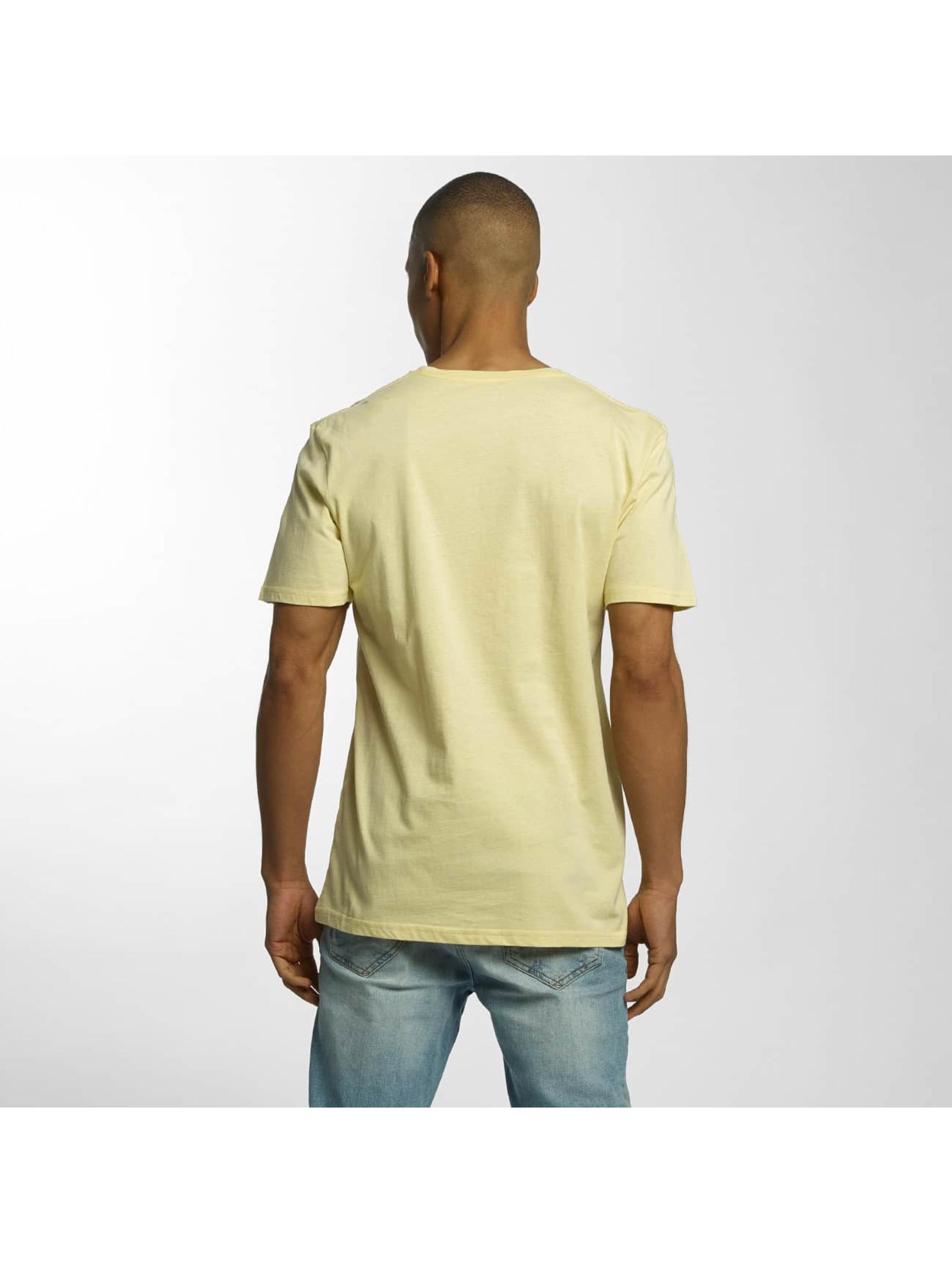 Quiksilver T-Shirt Classic Sea Tales gelb
