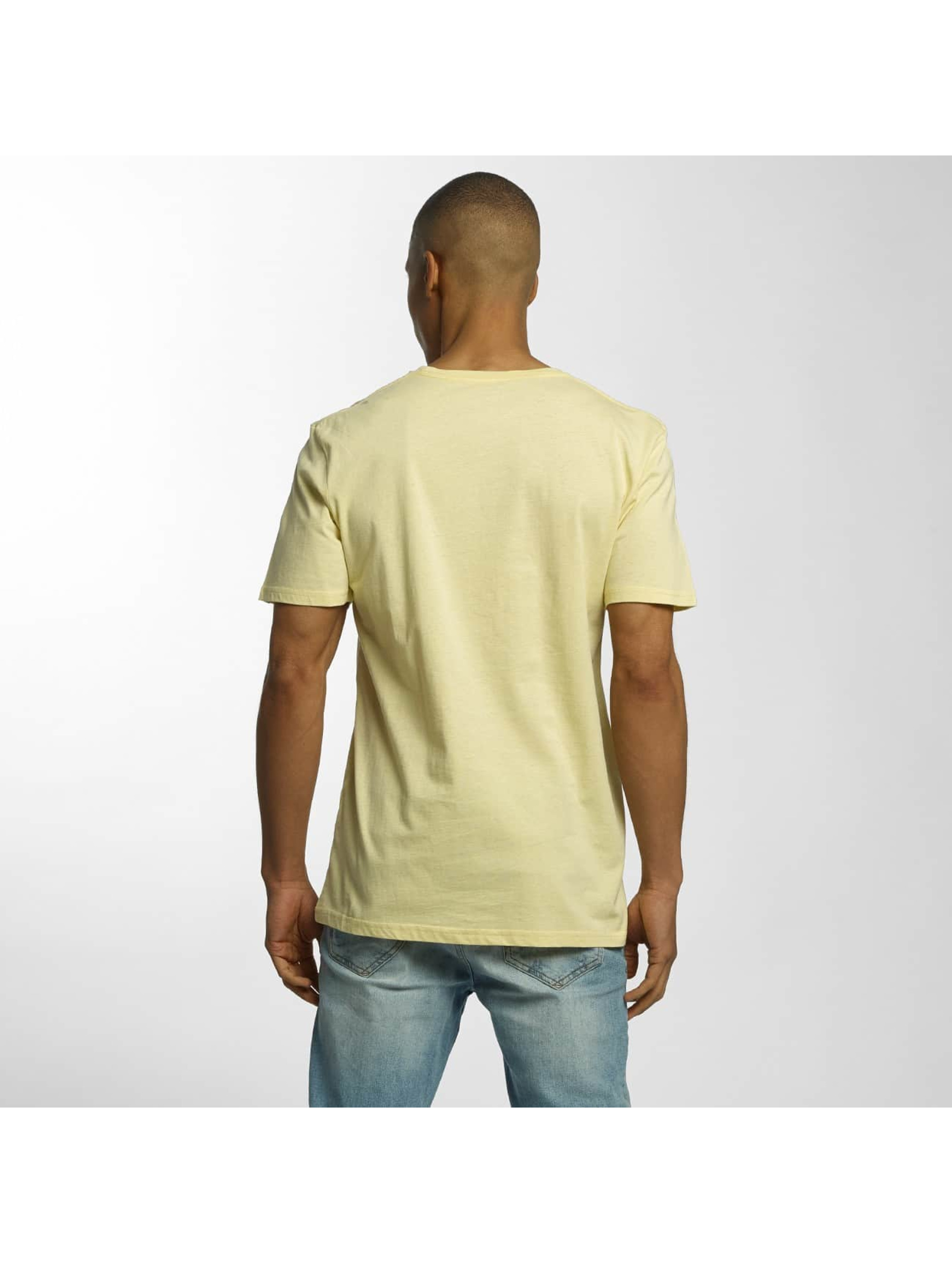 Quiksilver T-shirt Classic Sea Tales giallo