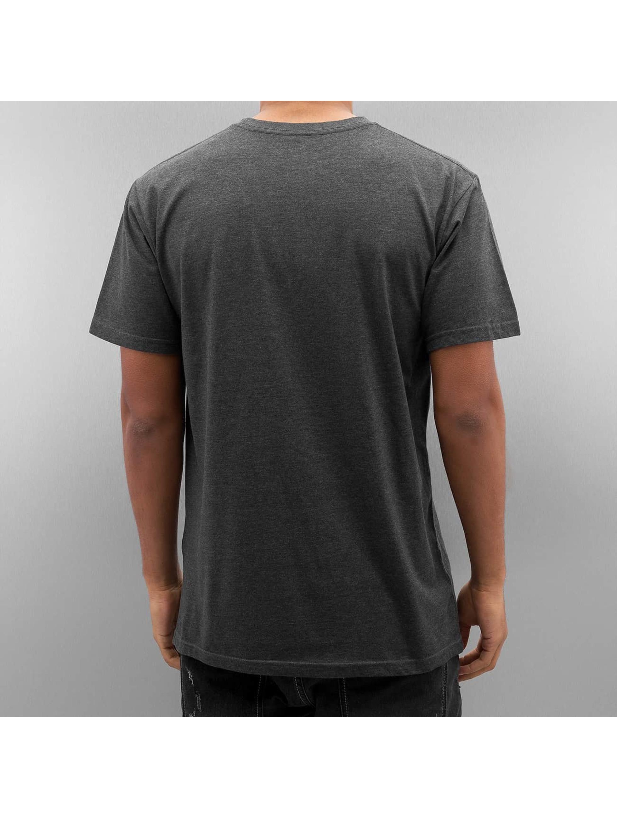 Quiksilver T-Shirt Double Lines Heather grey