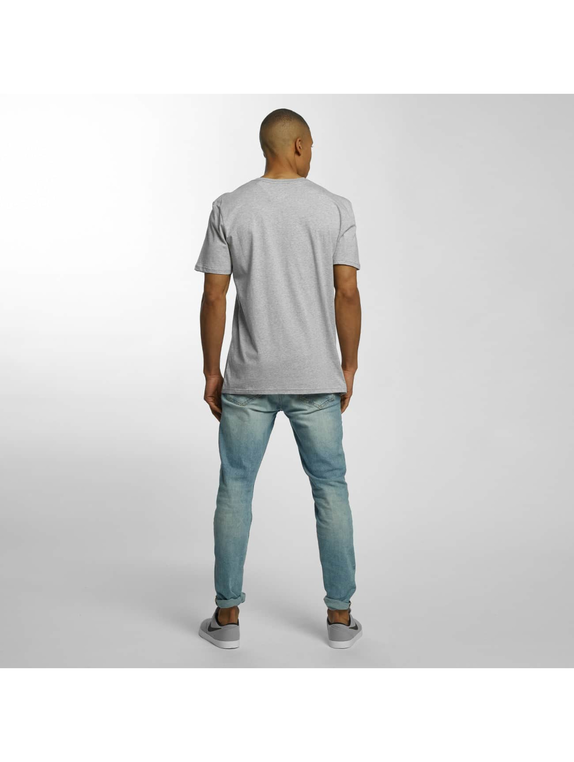 Quiksilver T-Shirt Classic Daily Surf grey