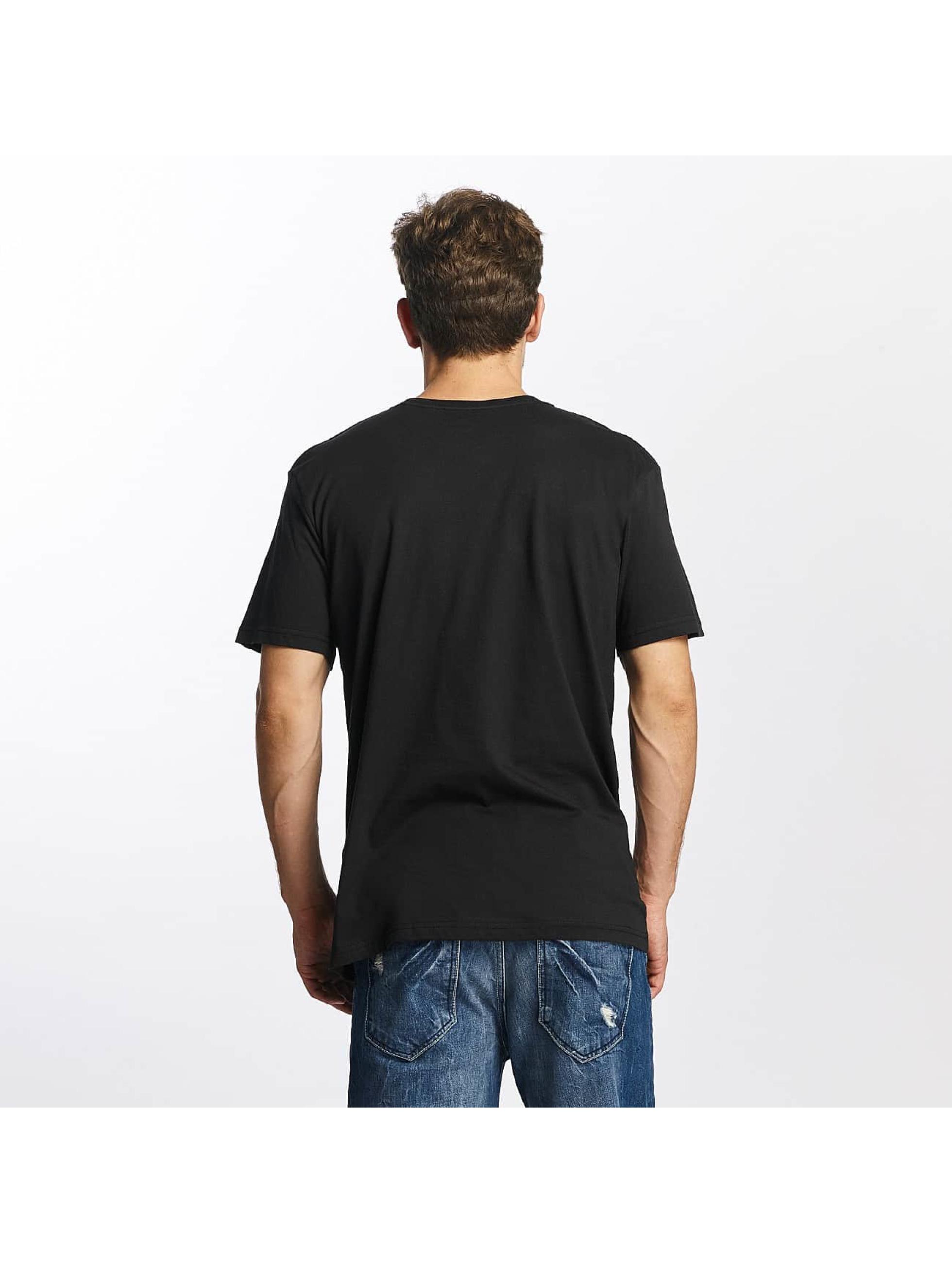 Quiksilver T-shirt Classic Meridian nero