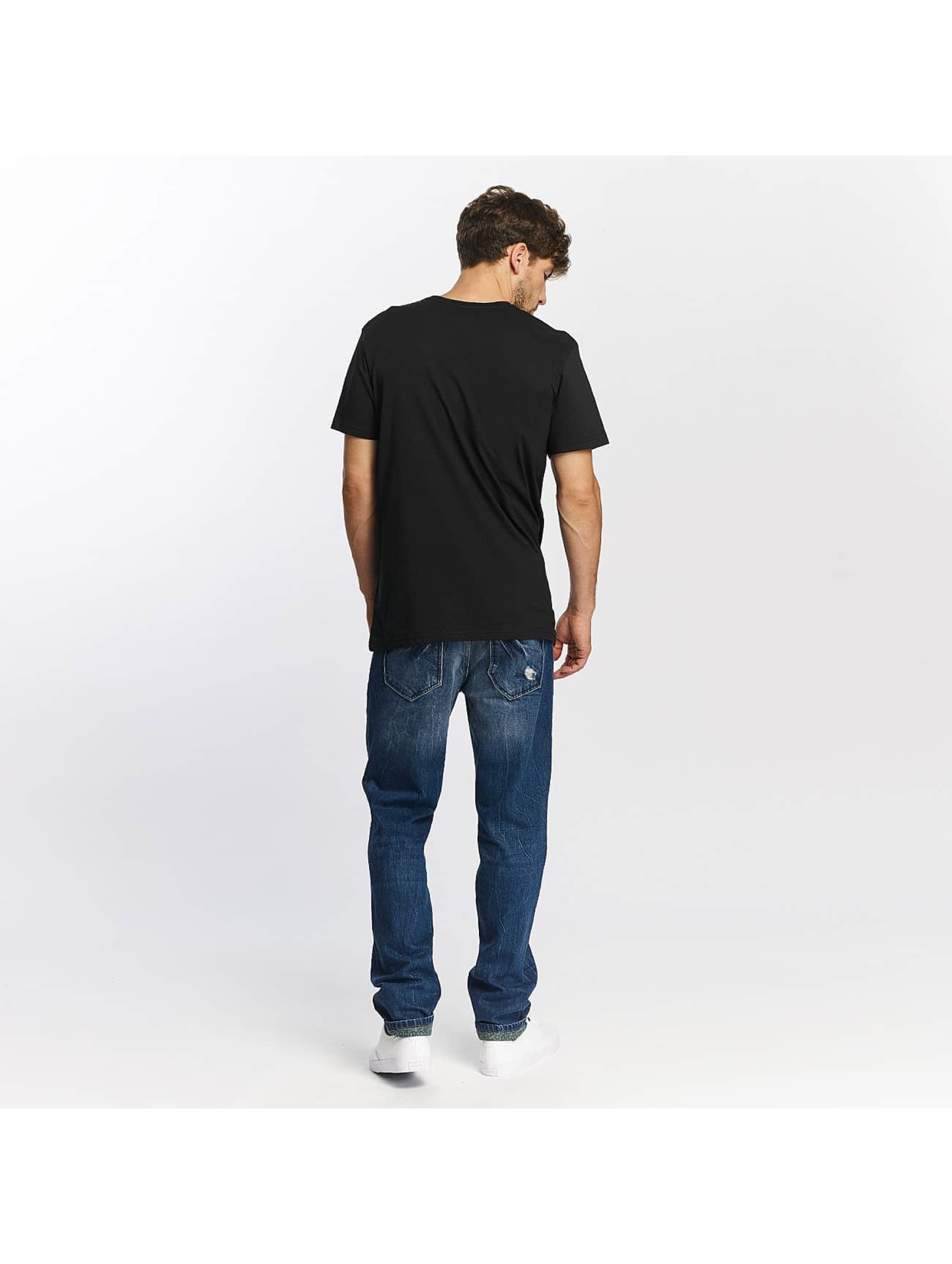 Quiksilver T-shirt Classic Comfort Place nero