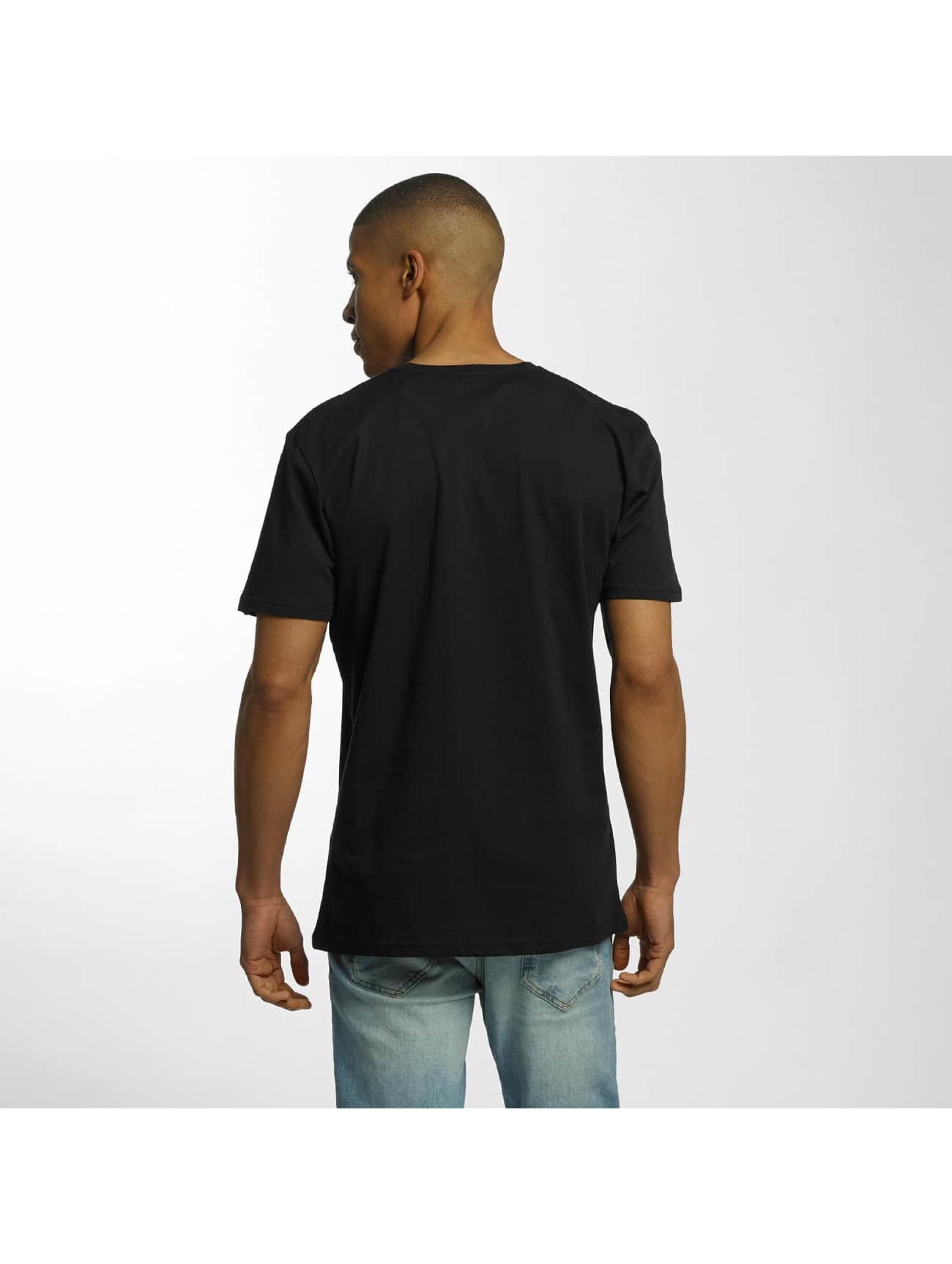 Quiksilver T-Shirt Classic Active Logo noir