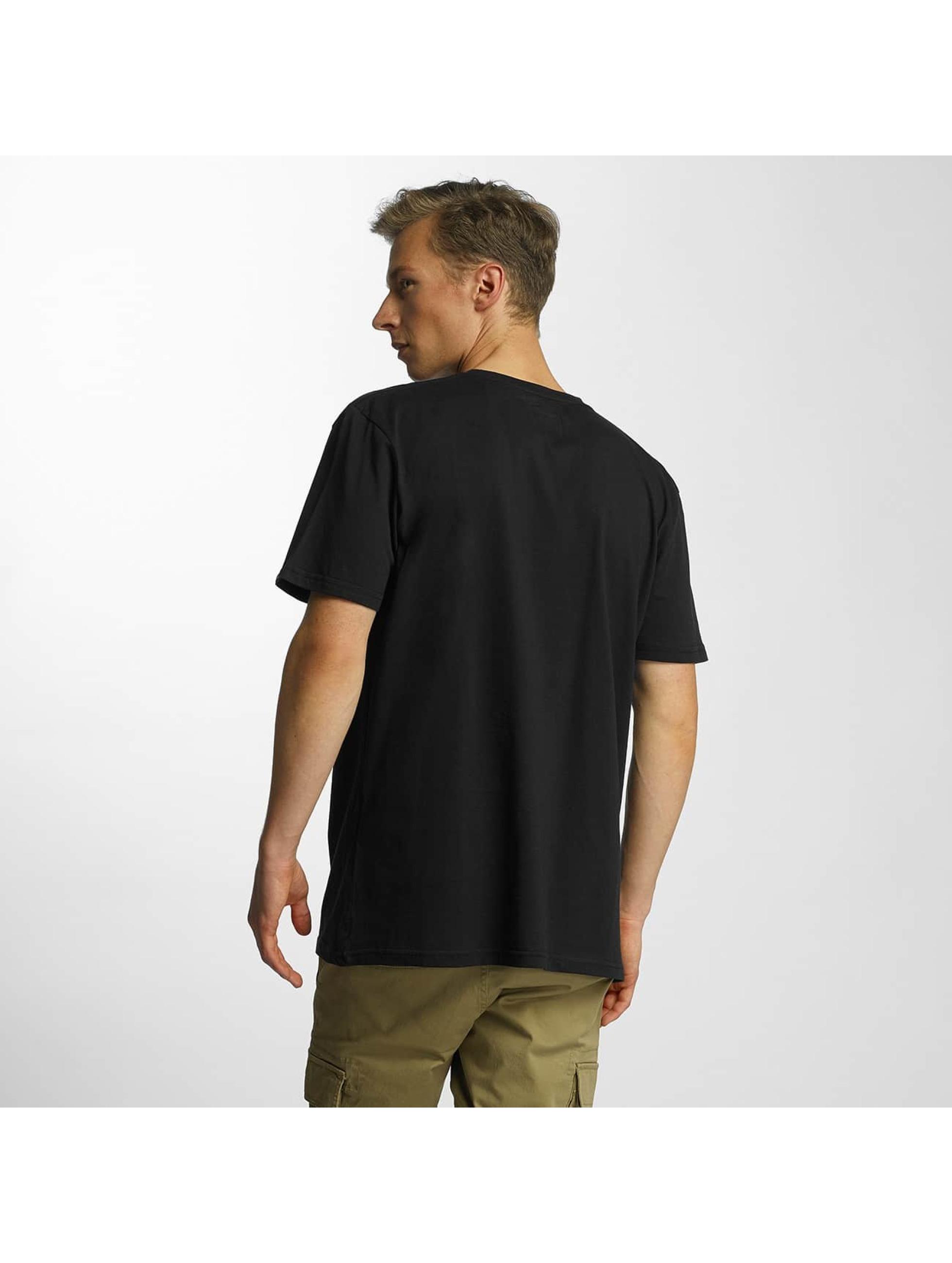 Quiksilver T-Shirt Classic Sea Tales noir