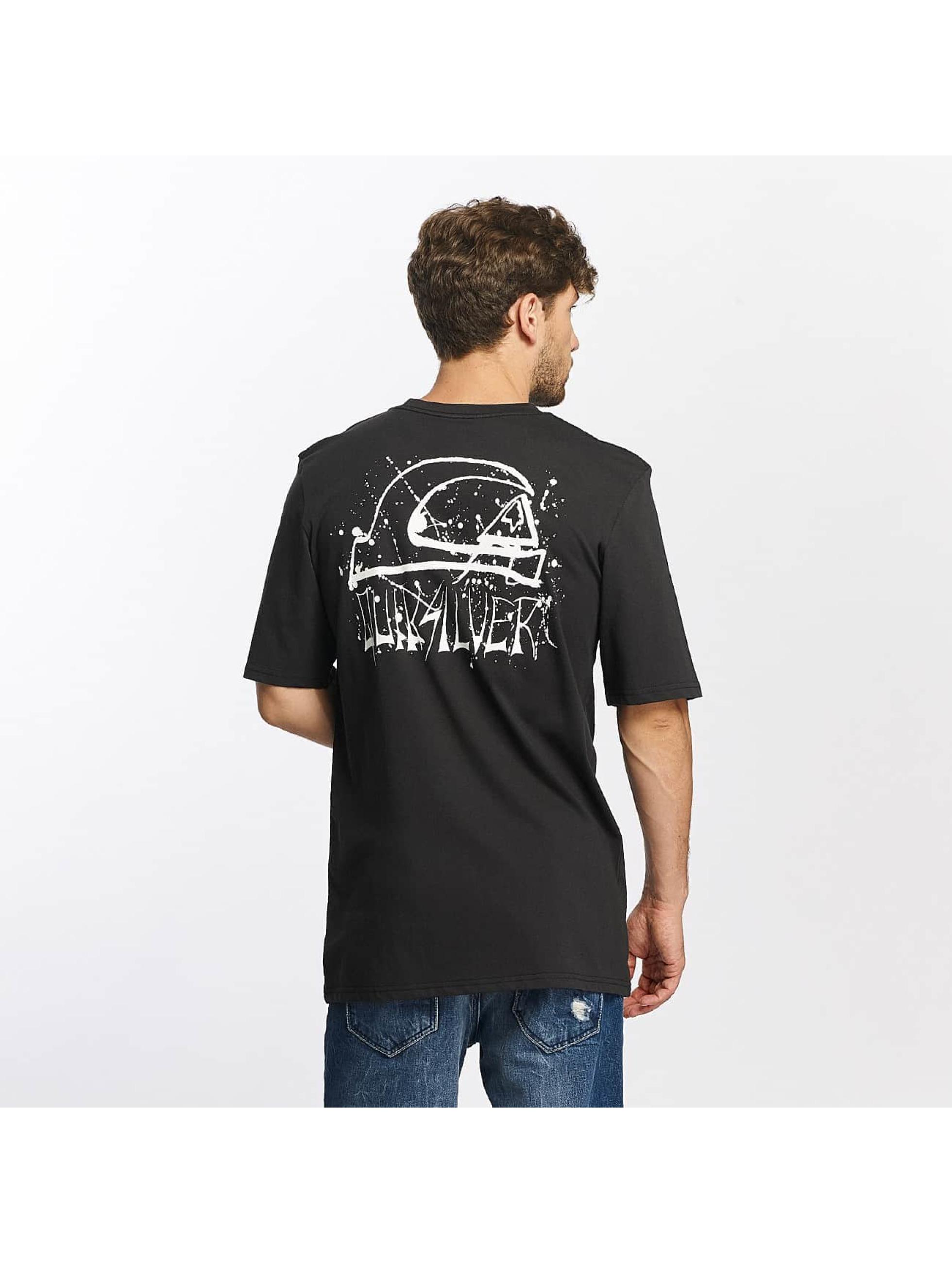 Quiksilver T-Shirt Neon Tendencies schwarz