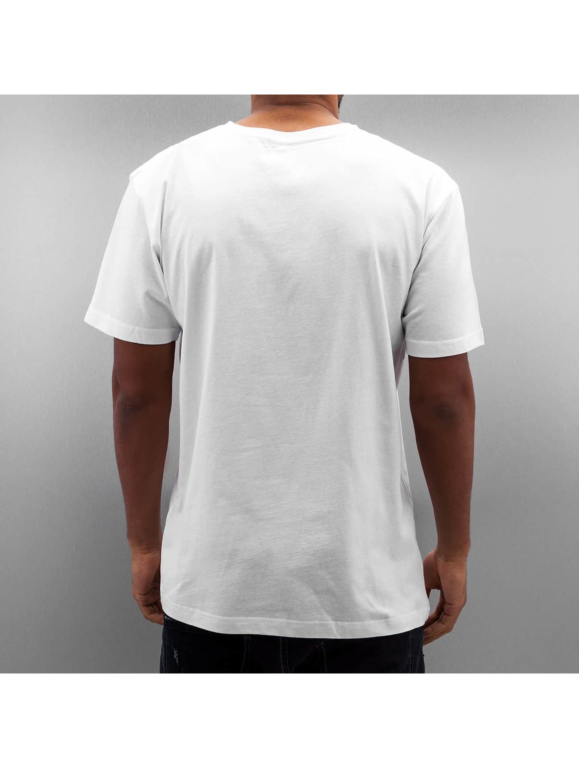 Quiksilver T-Shirt Read Between white