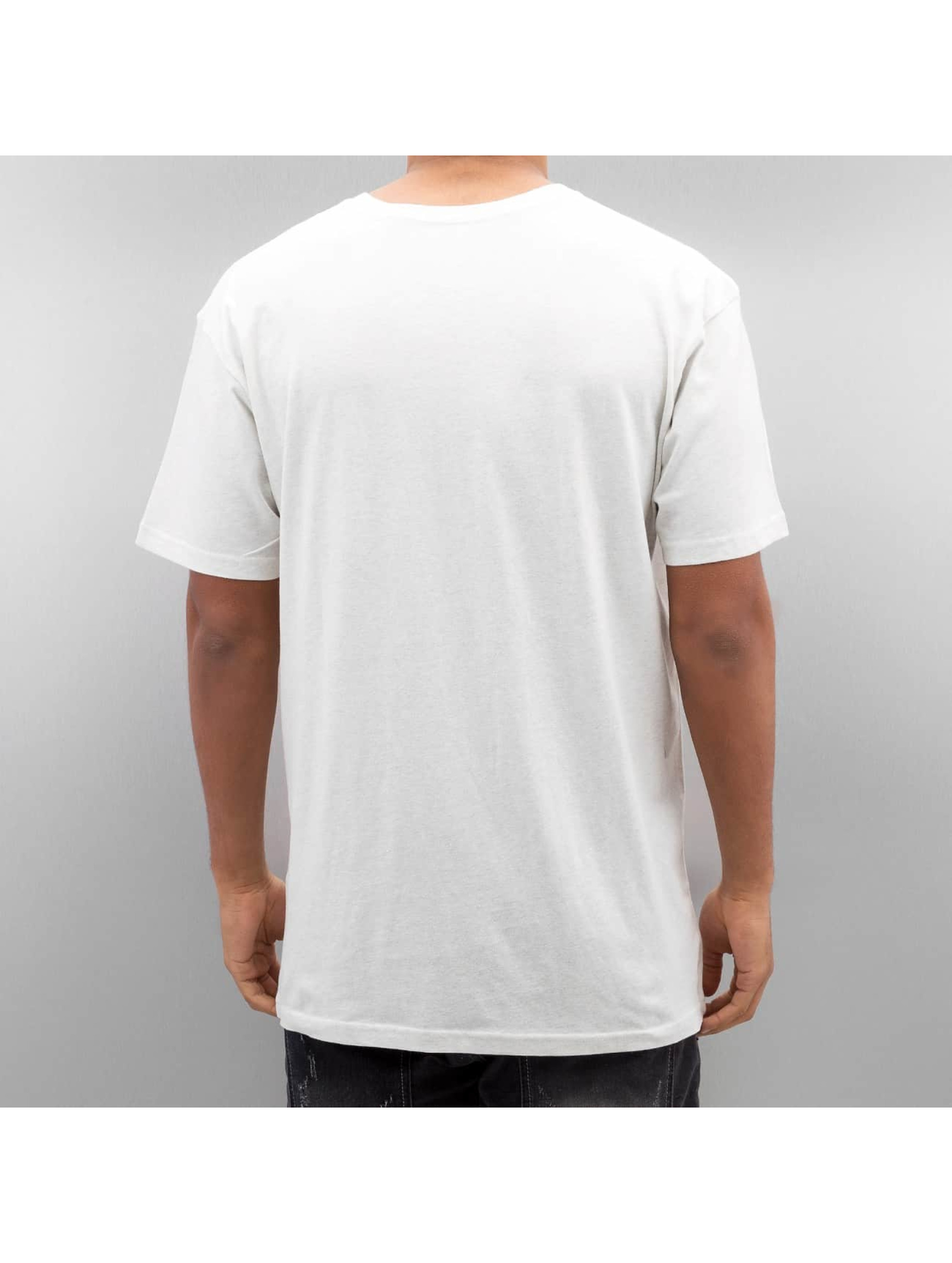 Quiksilver T-Shirt Inverted Heather white