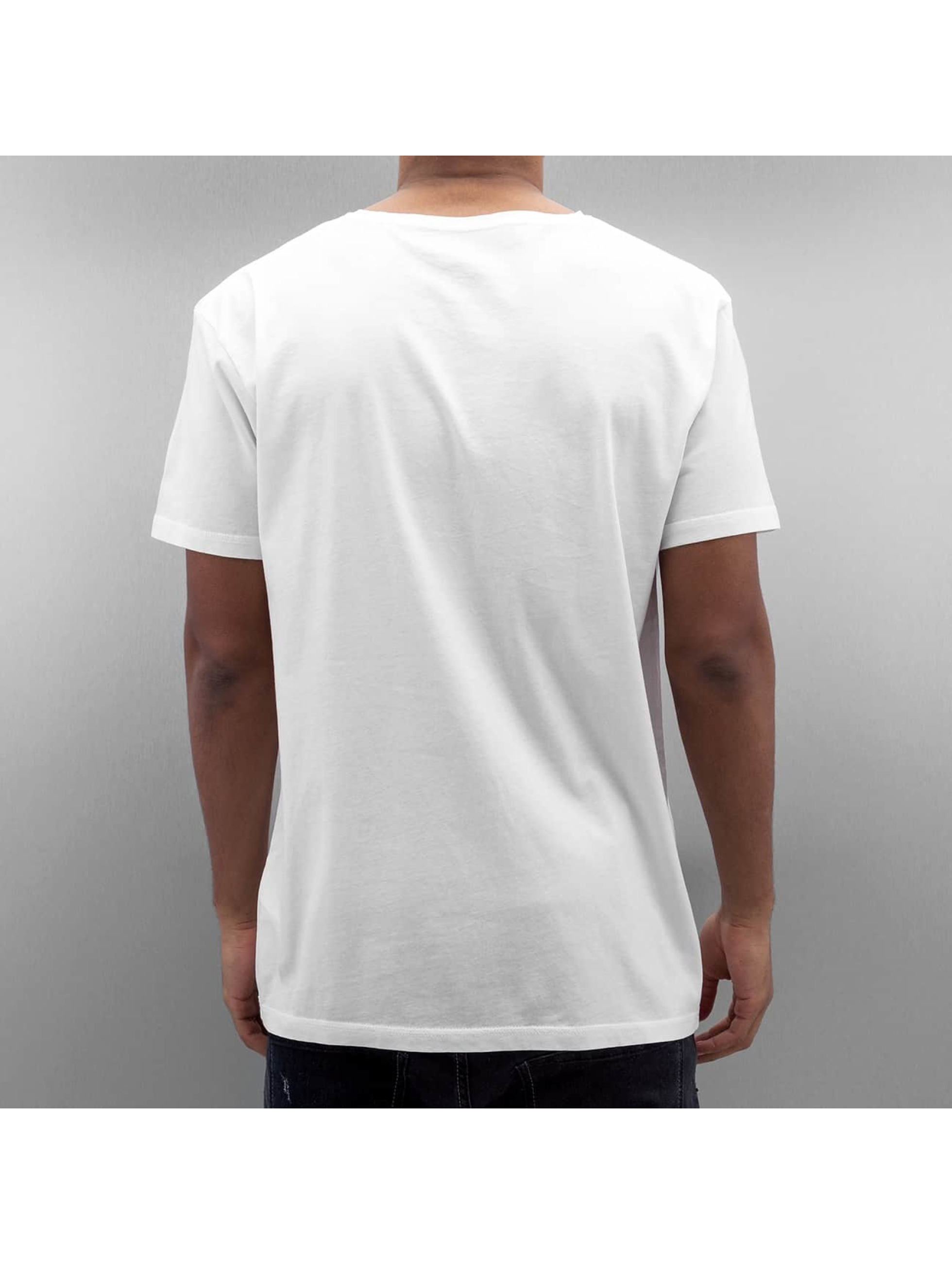 Quiksilver T-Shirt Circle Bubble white