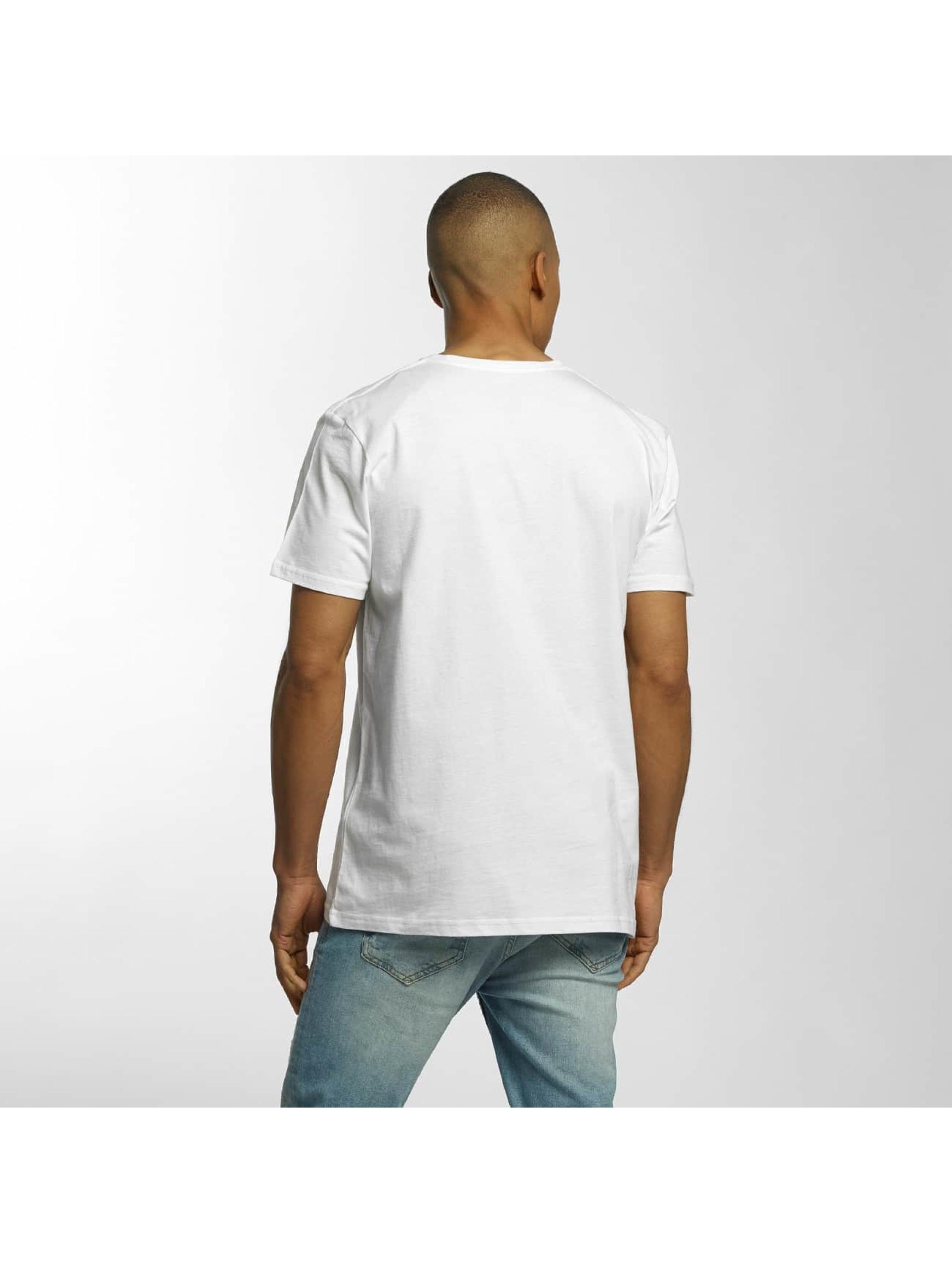 Quiksilver t-shirt Classic Sea Tales wit