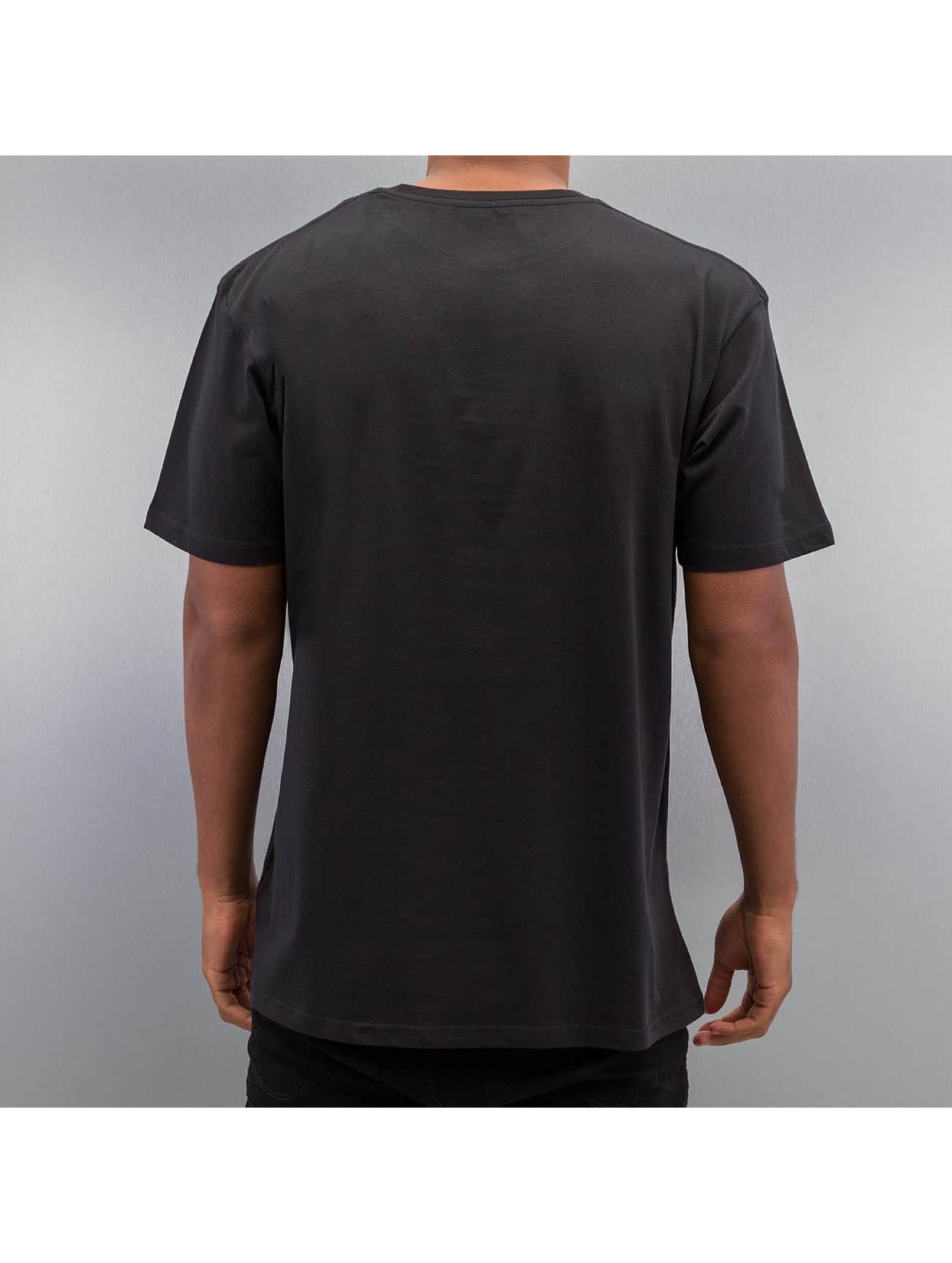 Quiksilver t-shirt Free Wheelin zwart