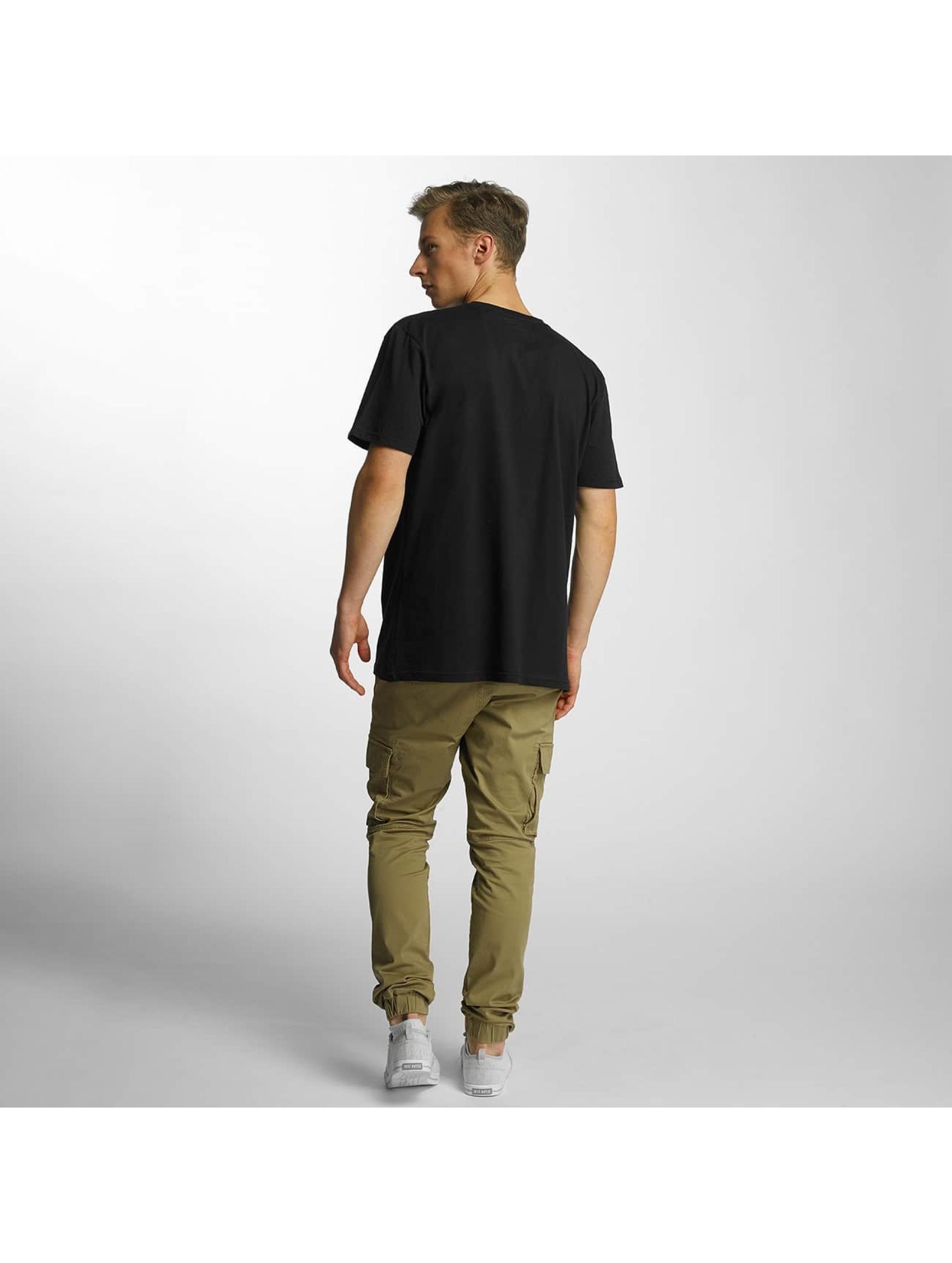 Quiksilver t-shirt Classic Sea Tales zwart