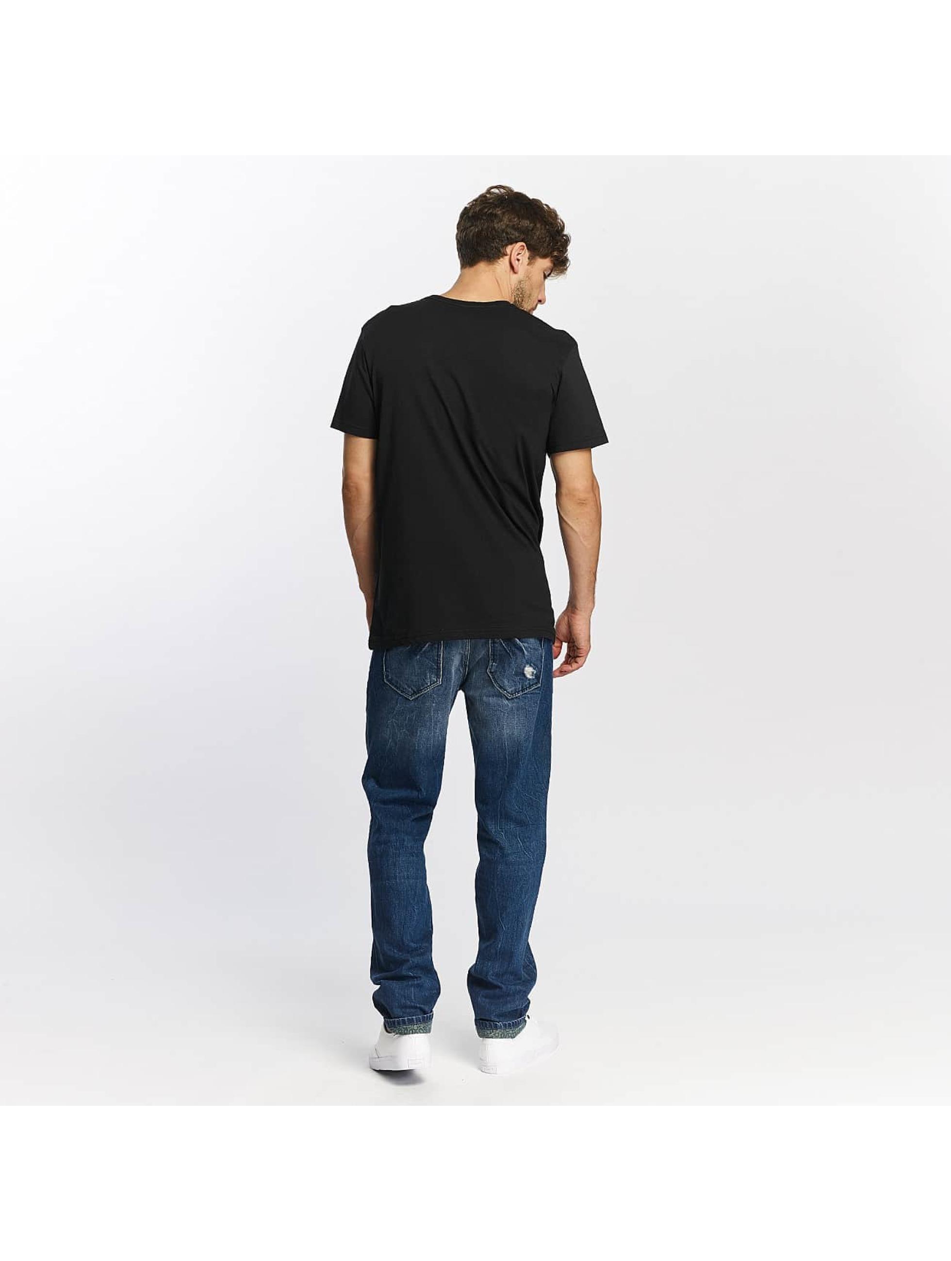 Quiksilver t-shirt Classic Comfort Place zwart