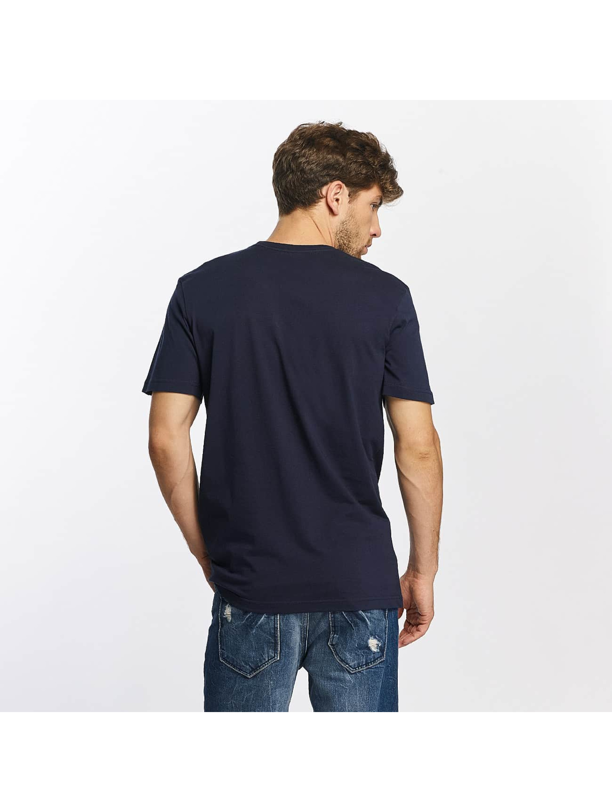Quiksilver T-shirts Classic Meridian blå