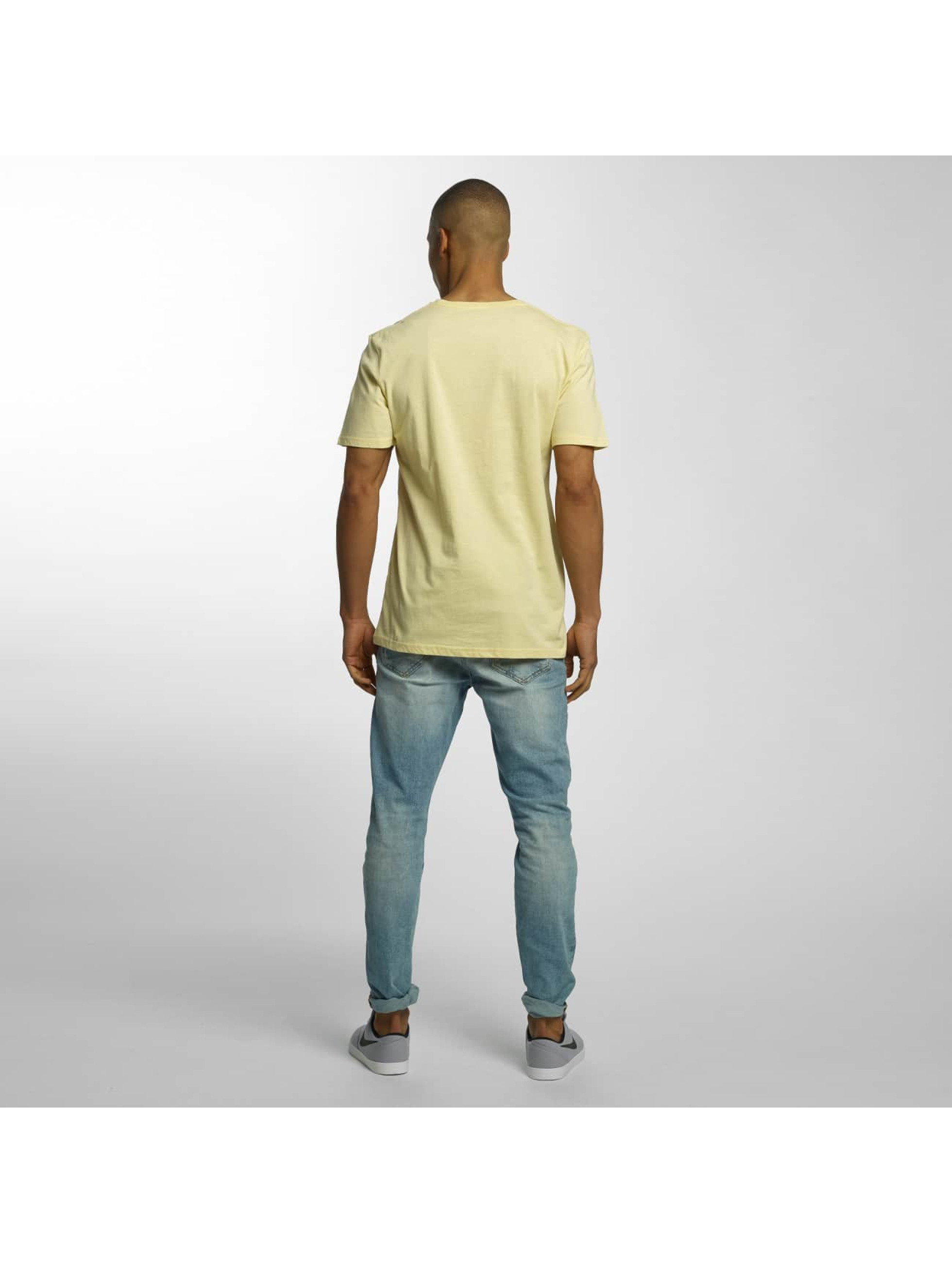 Quiksilver T-shirts Classic Sea Tales gul