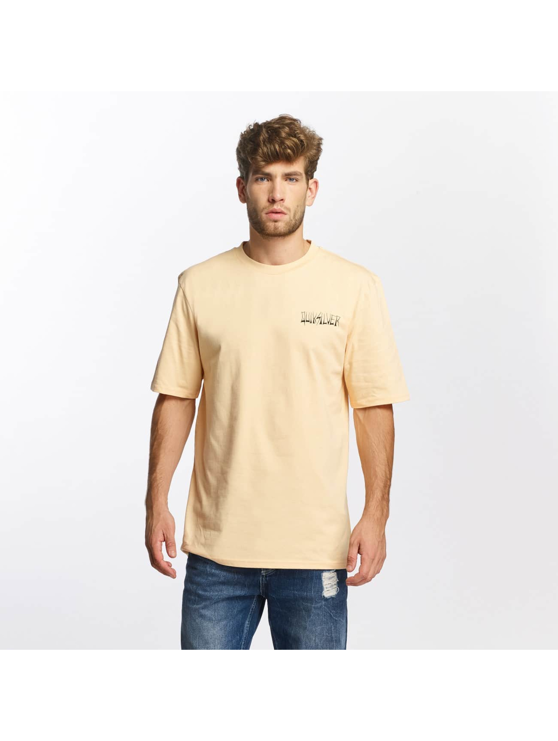 Quiksilver T-shirts Neon Tendencies orange
