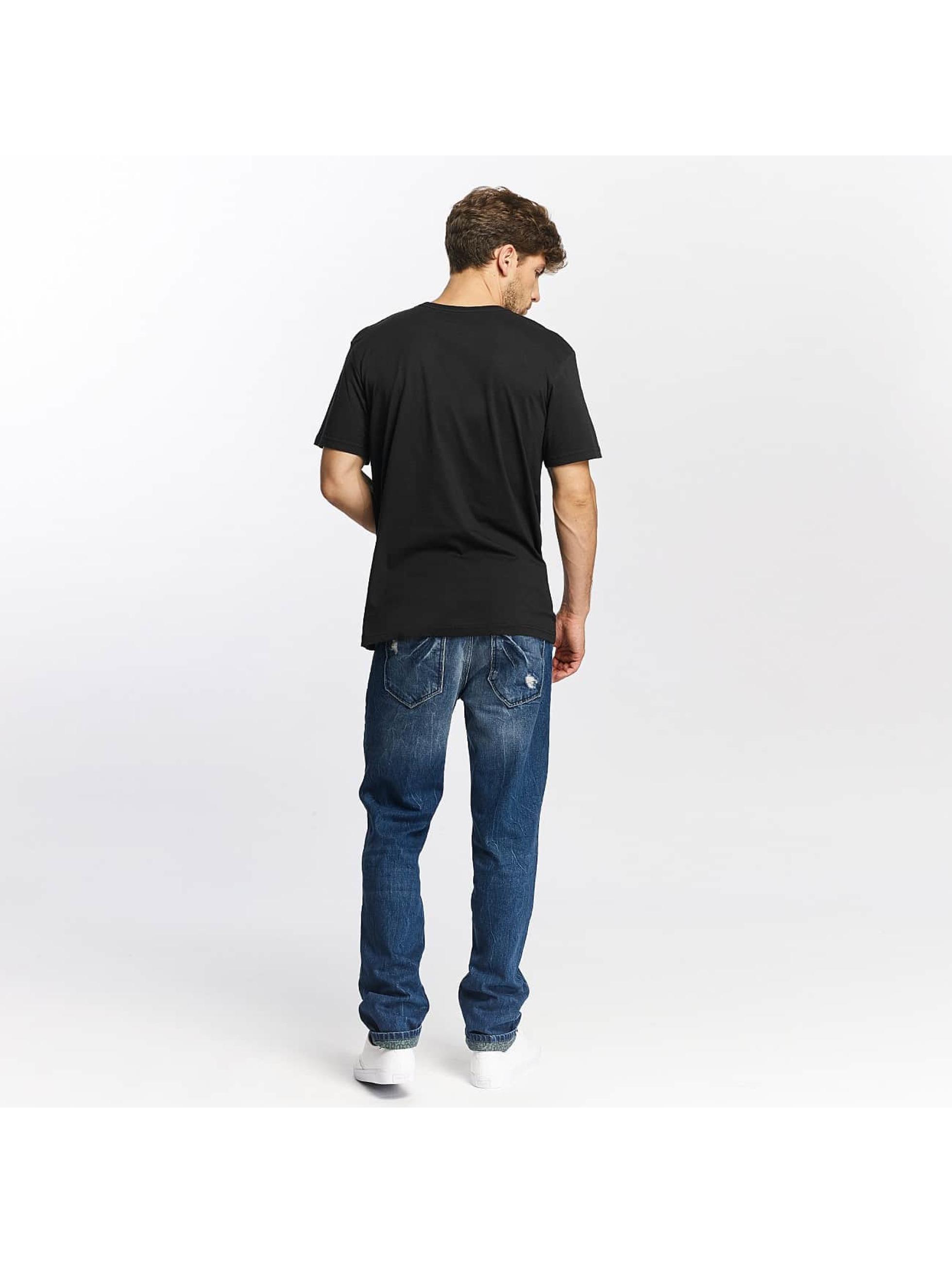 Quiksilver T-Shirty Classic Meridian czarny
