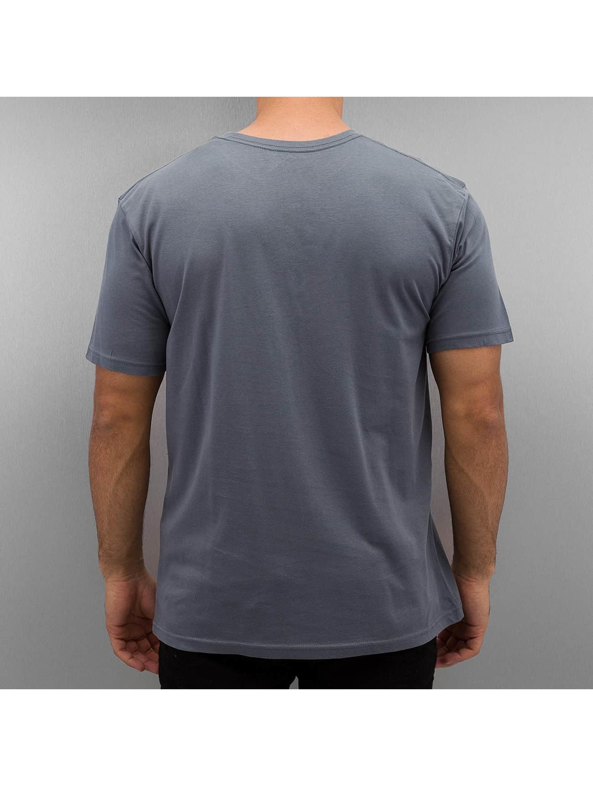 Quiksilver T-Shirty Active Logo niebieski