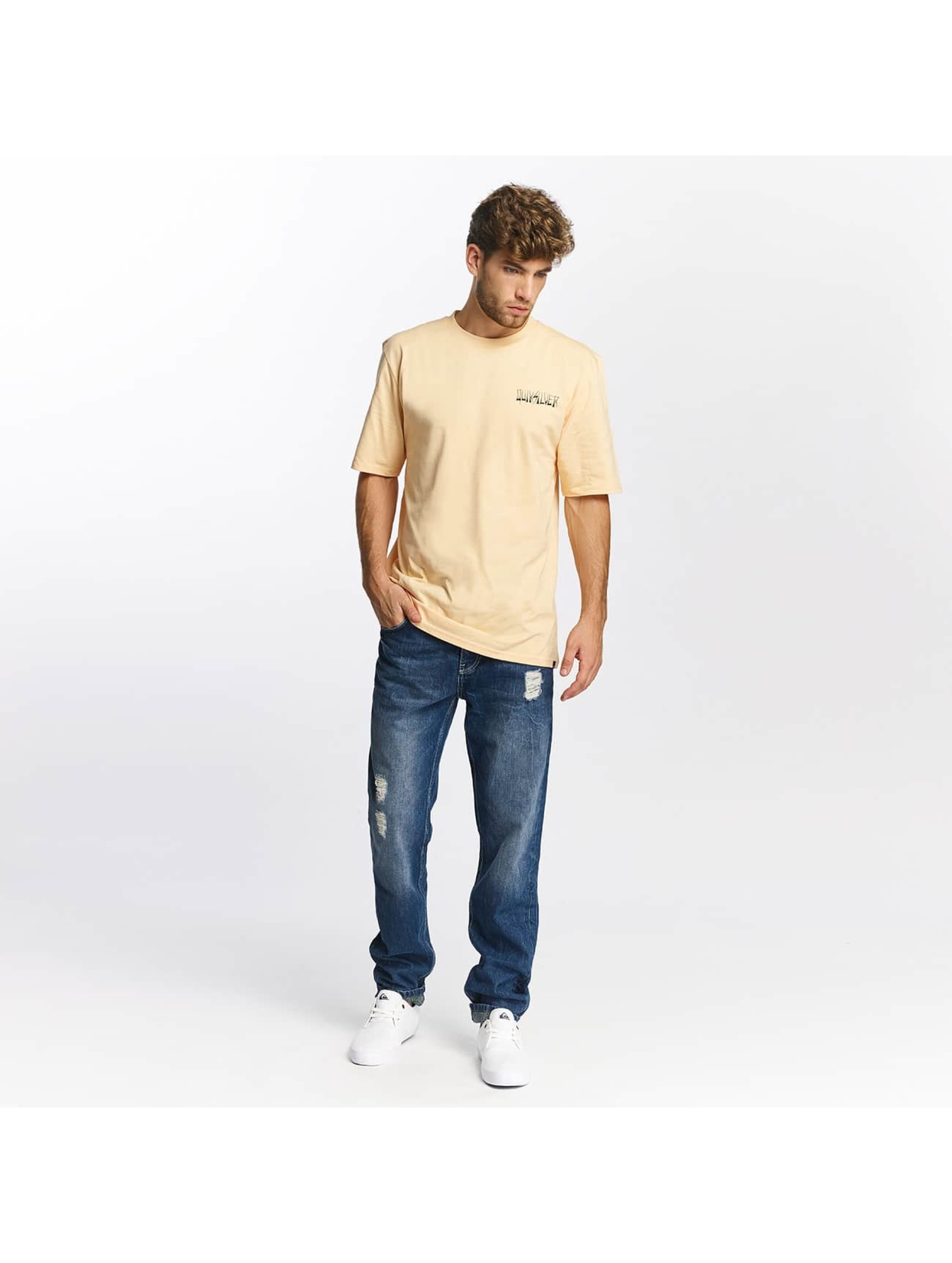 Quiksilver T-Shirty Neon Tendencies pomaranczowy
