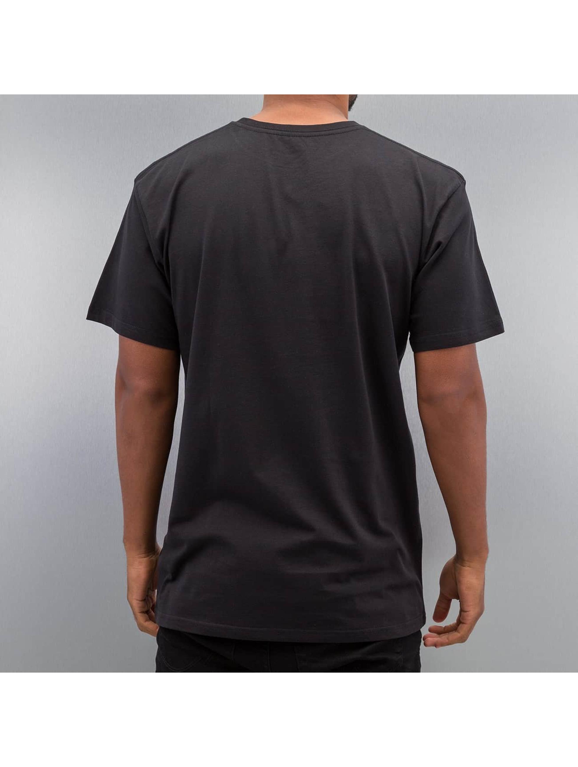 Quiksilver T-skjorter Mugshot svart
