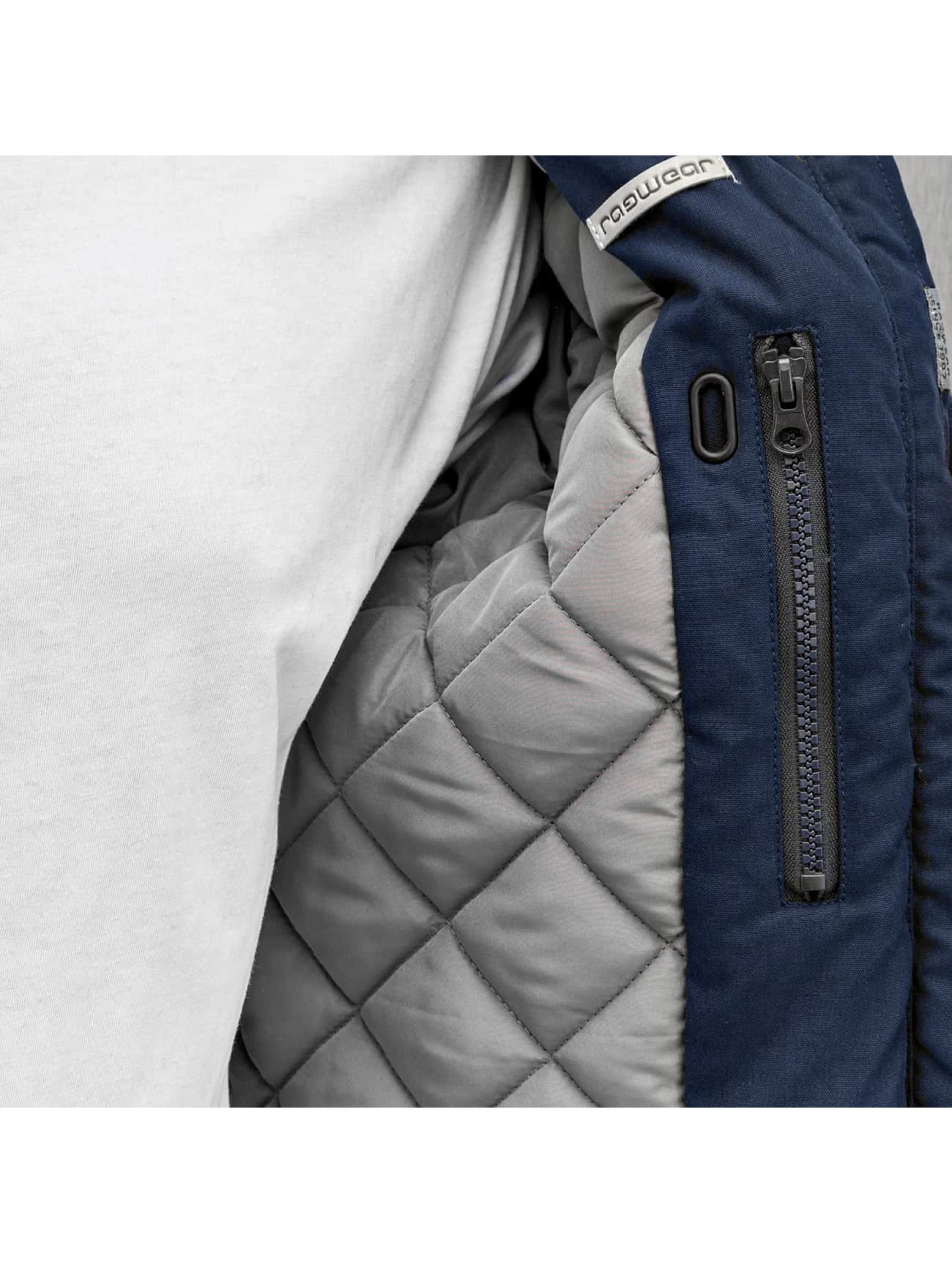 Ragwear Зимняя куртка Dock синий
