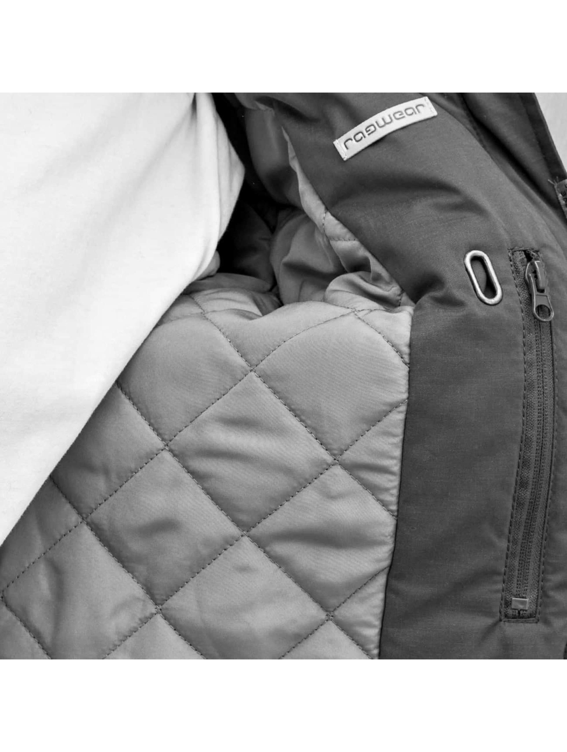 Ragwear Manteau hiver Nugget brun