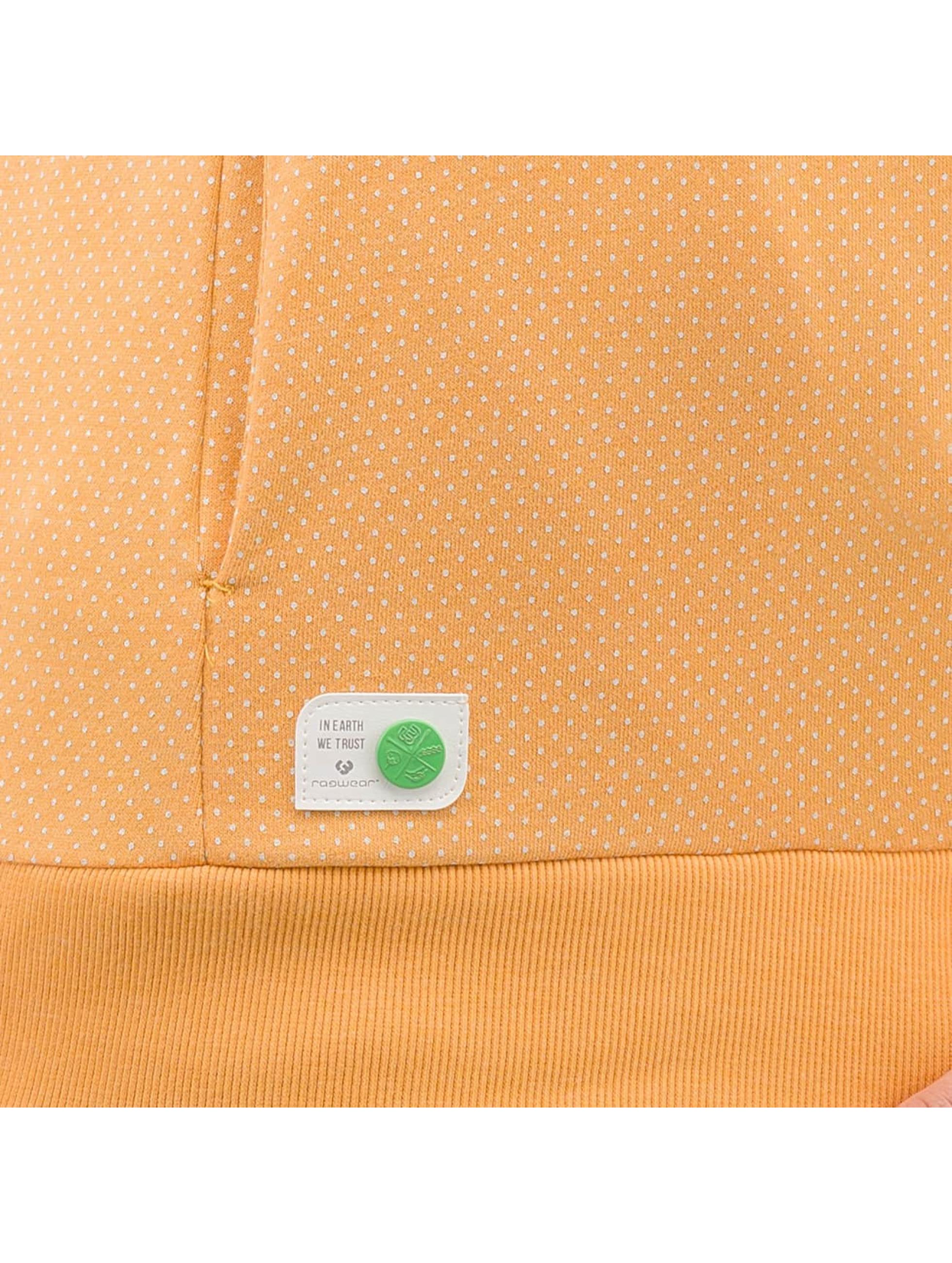 Ragwear Mikiny Beat B Organic oranžová