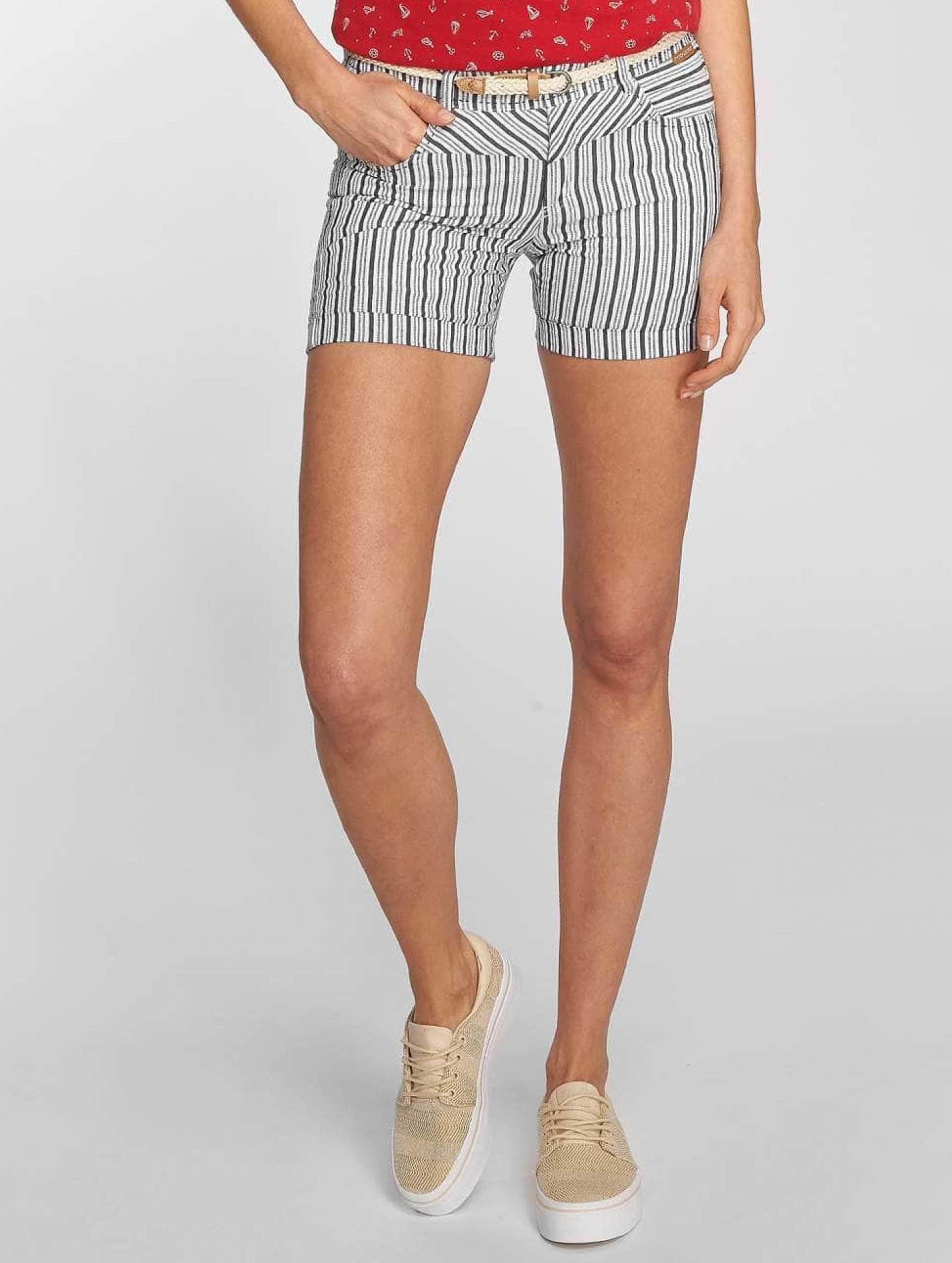 Ragwear Pantalón cortos Sandra blanco