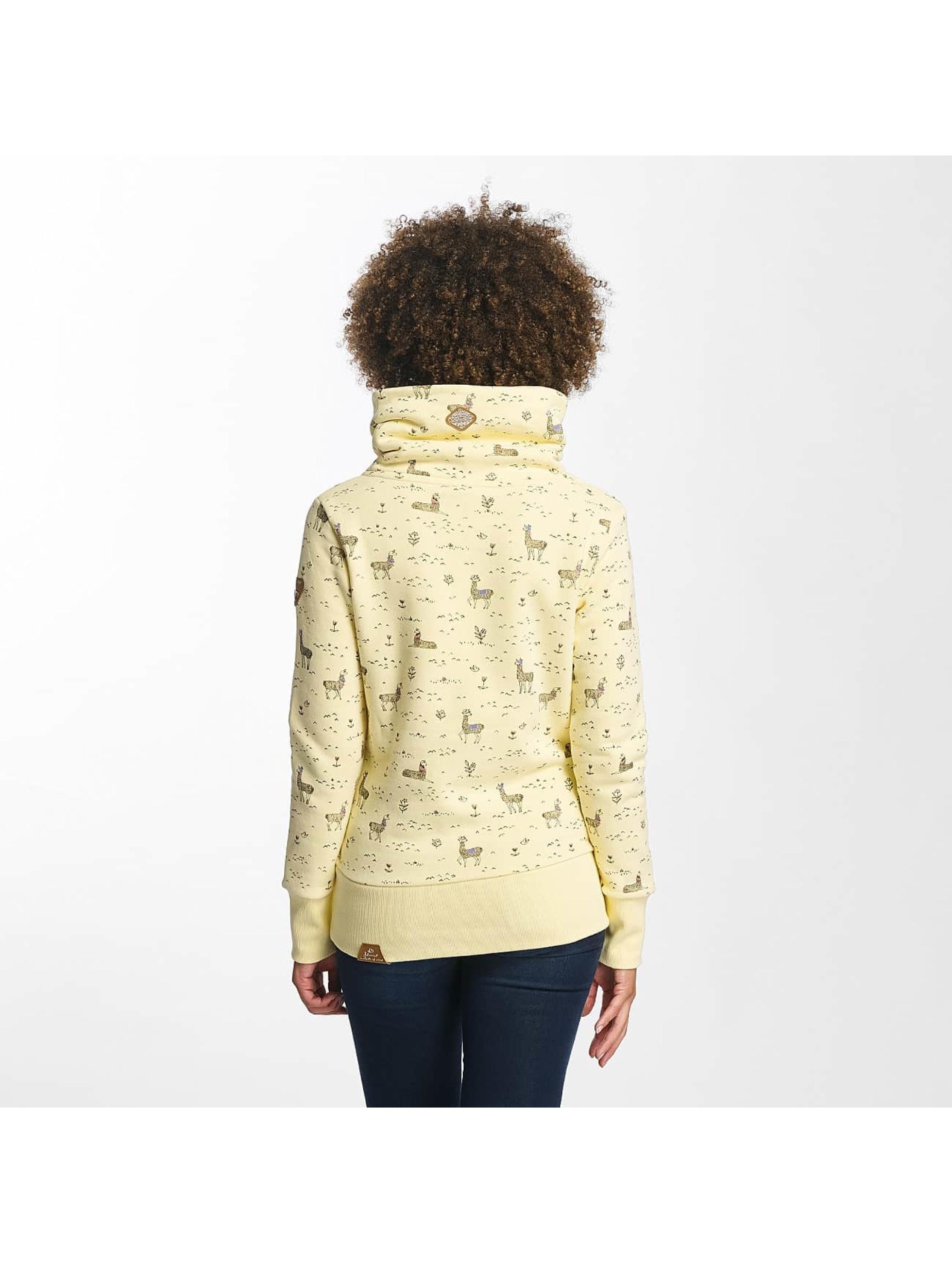 Ragwear Pullover Angel gelb